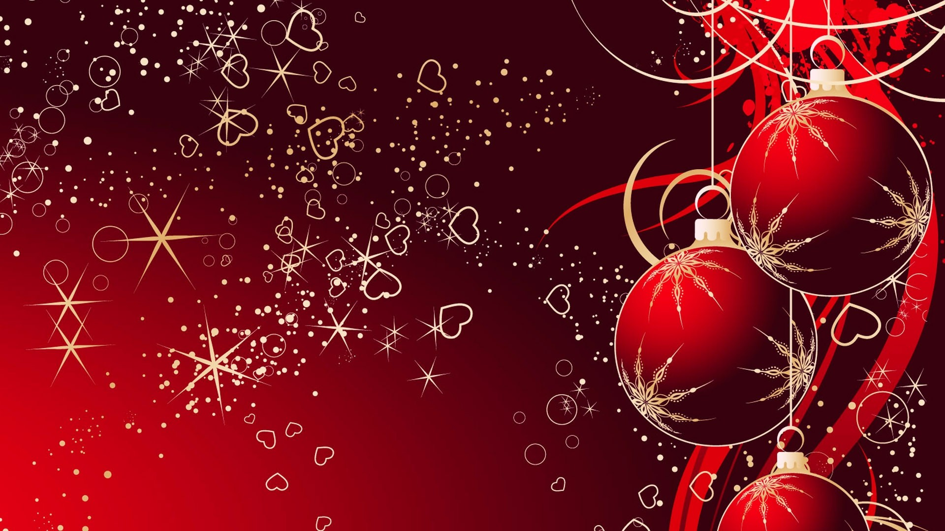 1920x1080 Nice Christmas Backgrounds (27 Wallpapers)