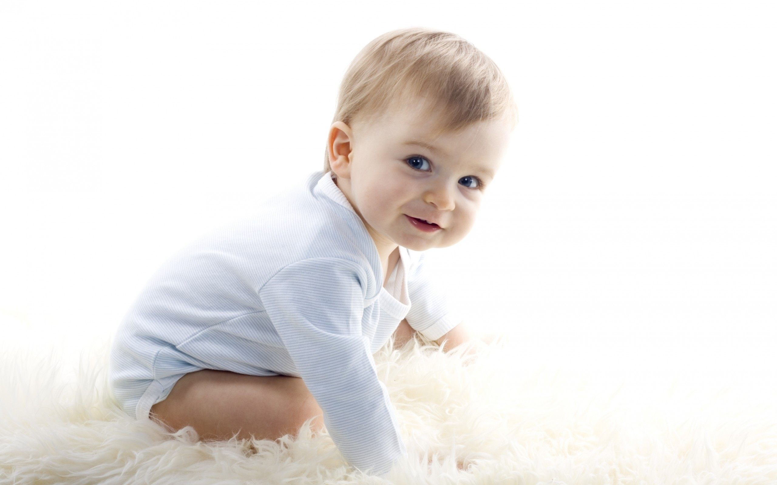 Cute Baby Boy Wallpapers (66+ Images