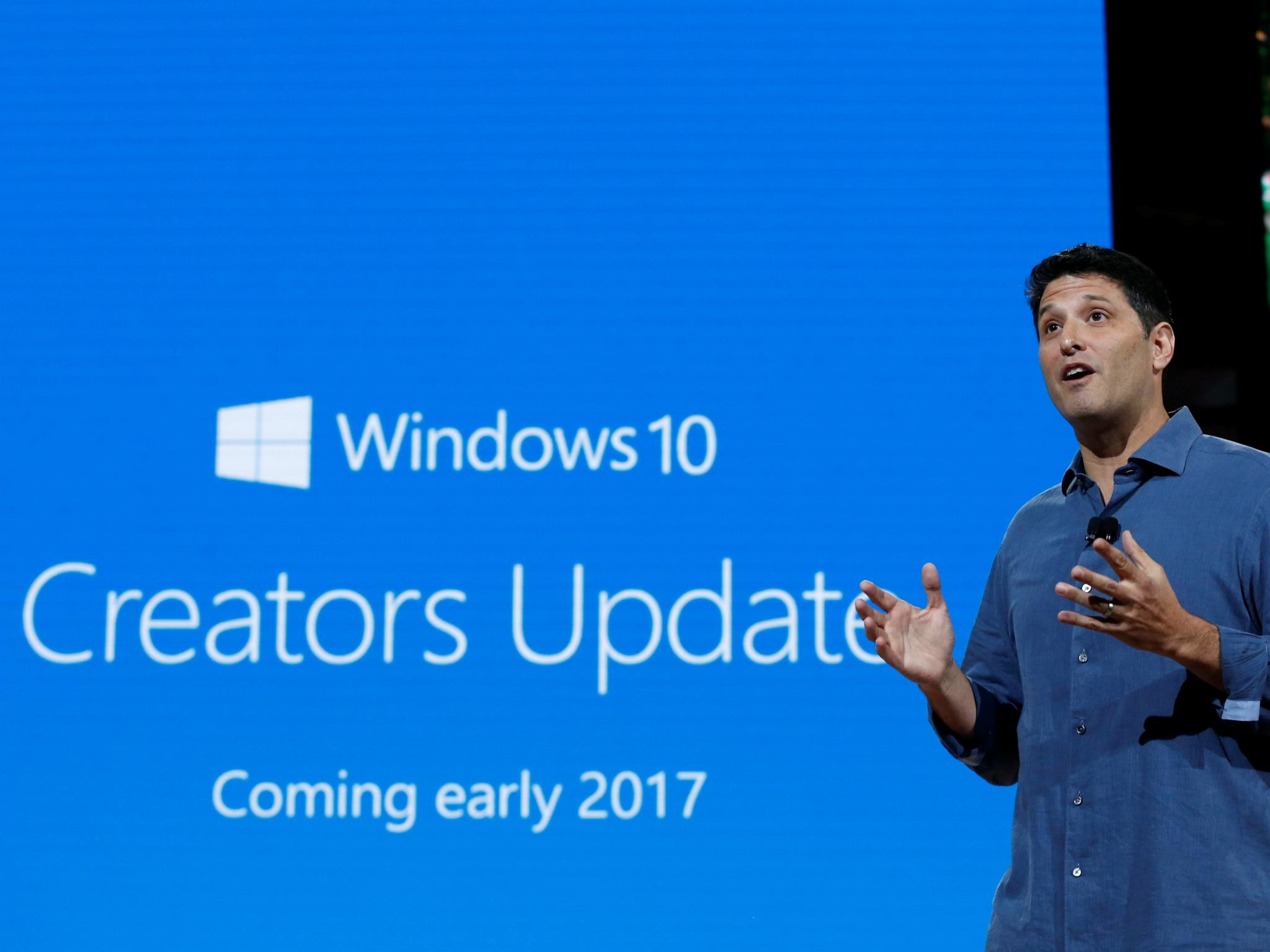 2048x1536 Windows 10 Creators Update: Software expected to take months to arrive  despite April launch | The Independent