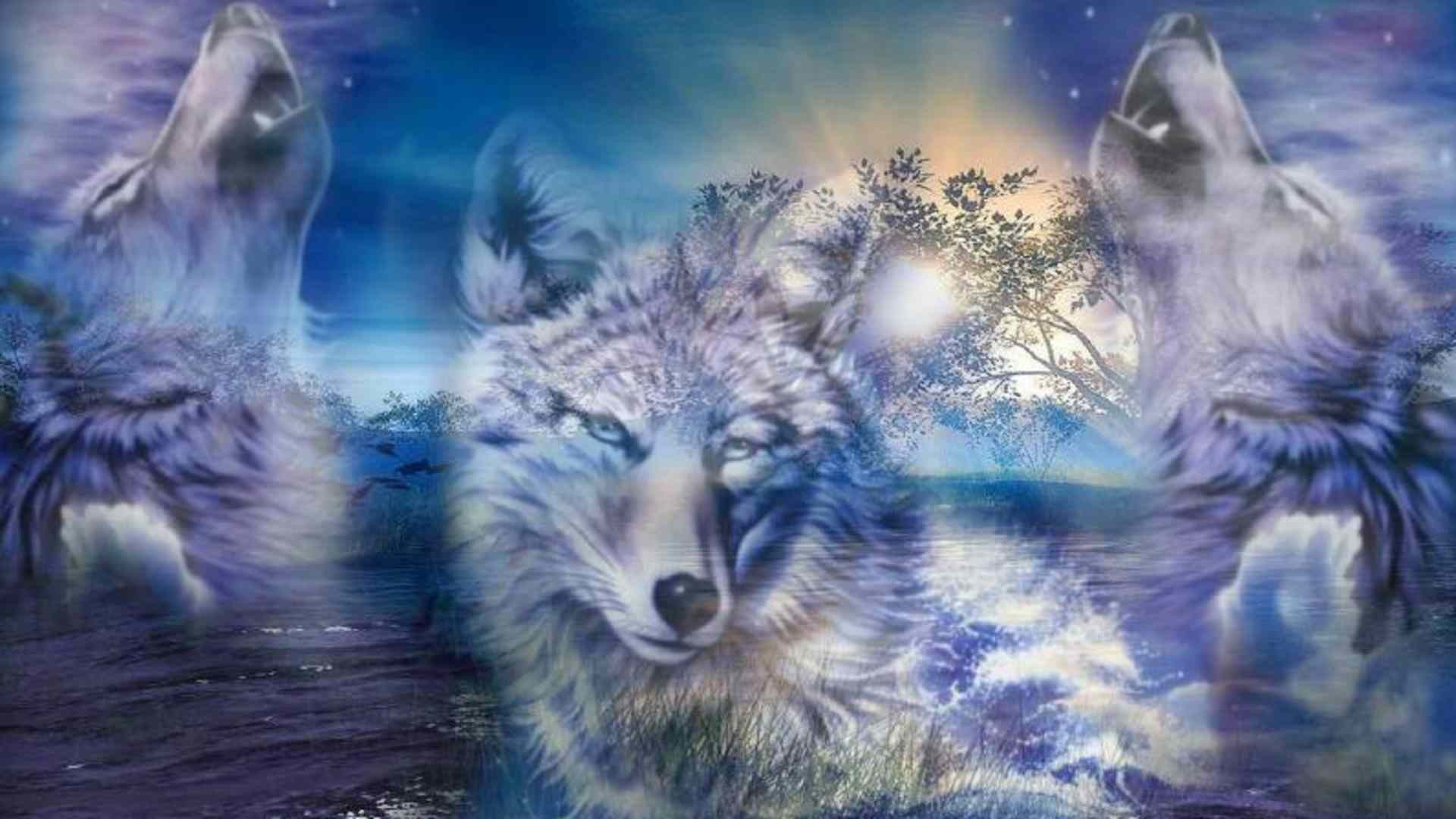 1920x1080 Desktop-HD-Wolf-3D-Wallpaper.jpg (1920×1080) | <3 I LOVE WOLFS <3 |  Pinterest | Wolf