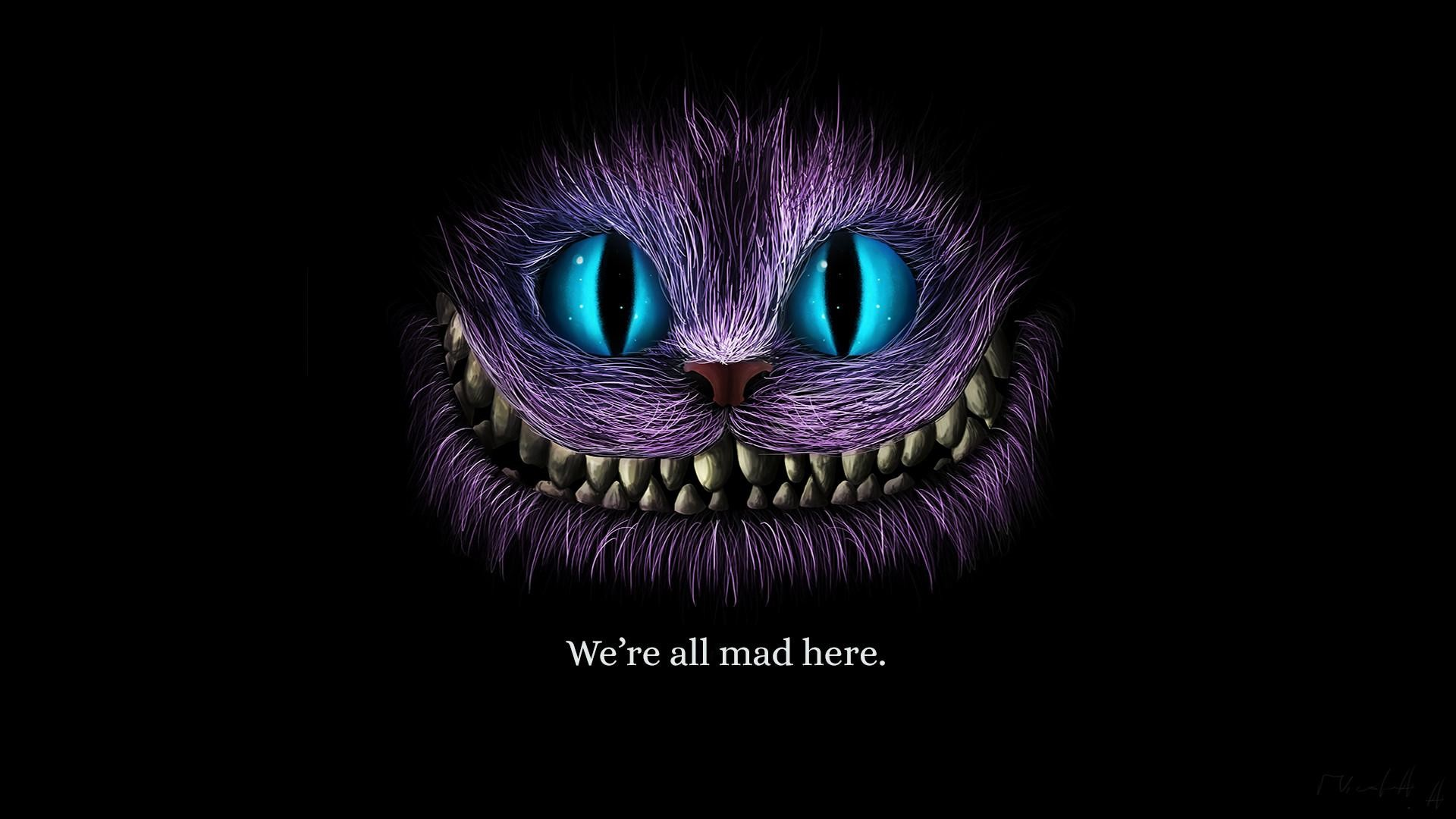 1920x1080 ... cheshire cat wallpaper hd ...