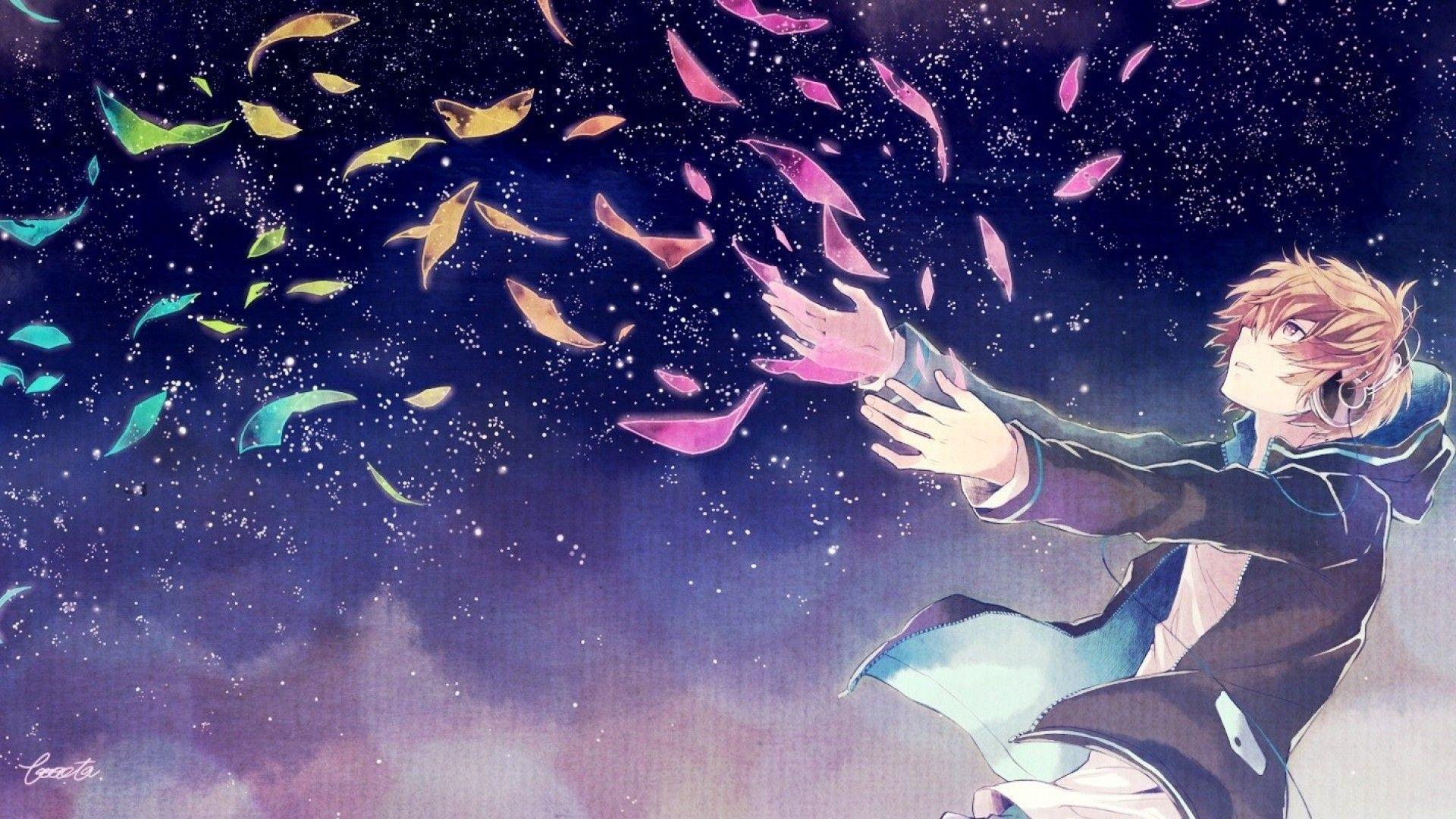 Anime Boy Wallpaper HD (68+ Images