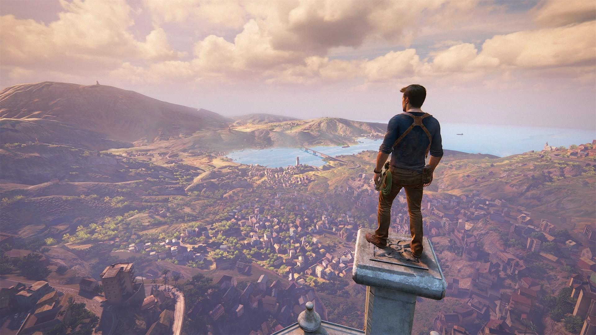 1920x1080 [] Uncharted 4 Wallpaper Collection