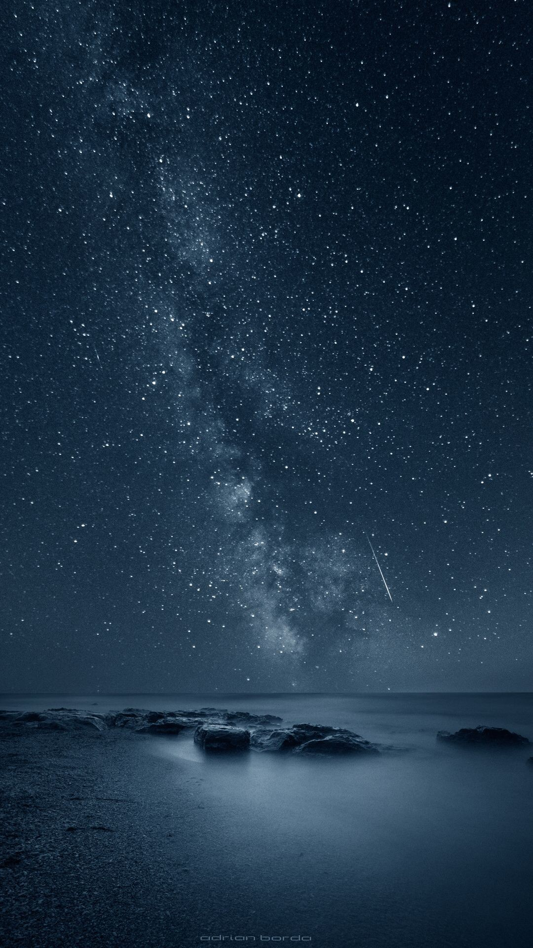 Night Sky Phone Wallpaper 75 Images