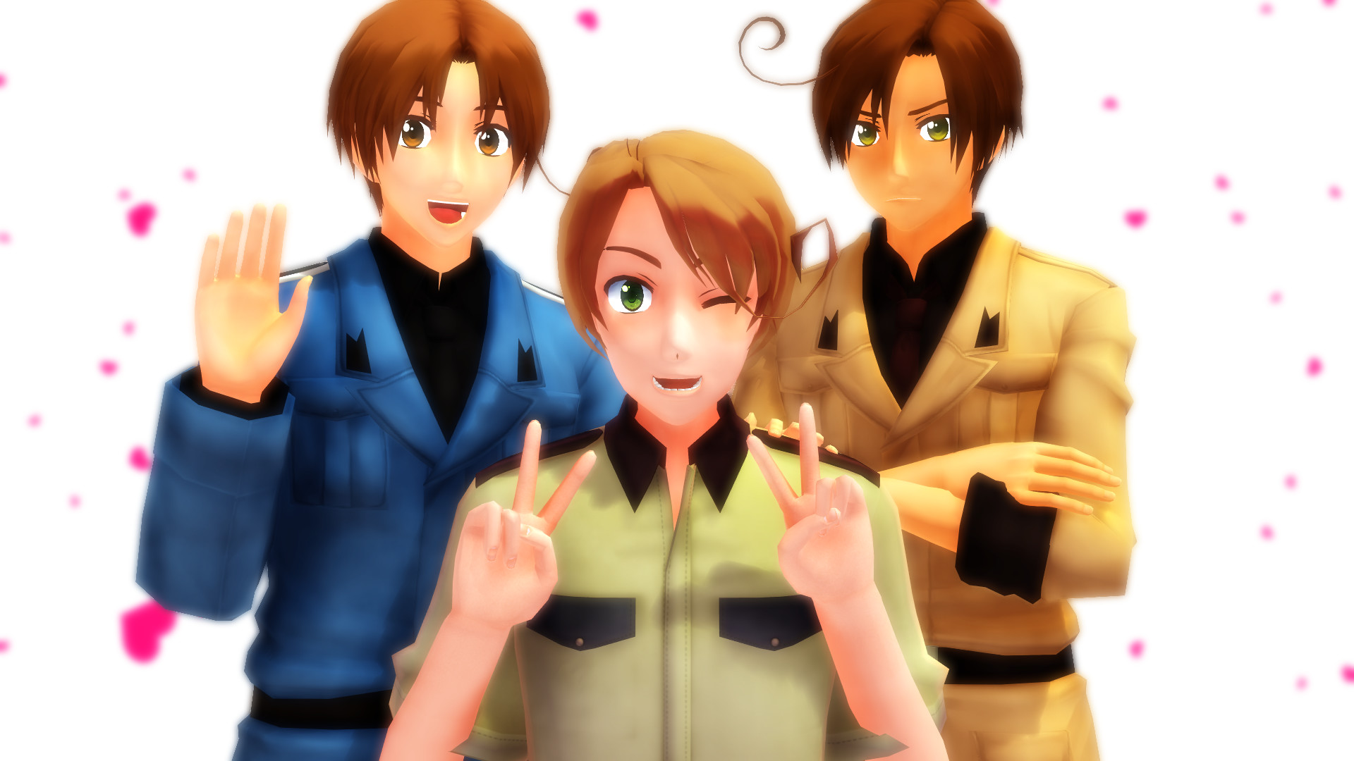 1920x1080 Hetalia images Italy, Seborga and Romano. All three Italian brothers HD  wallpaper and background photos