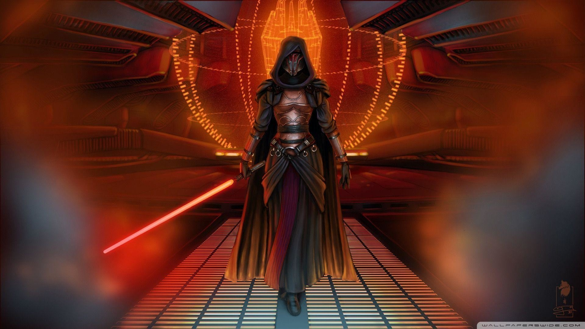 1920x1080 Download Darth Revan Star Wars Kotor Wallpaper  .
