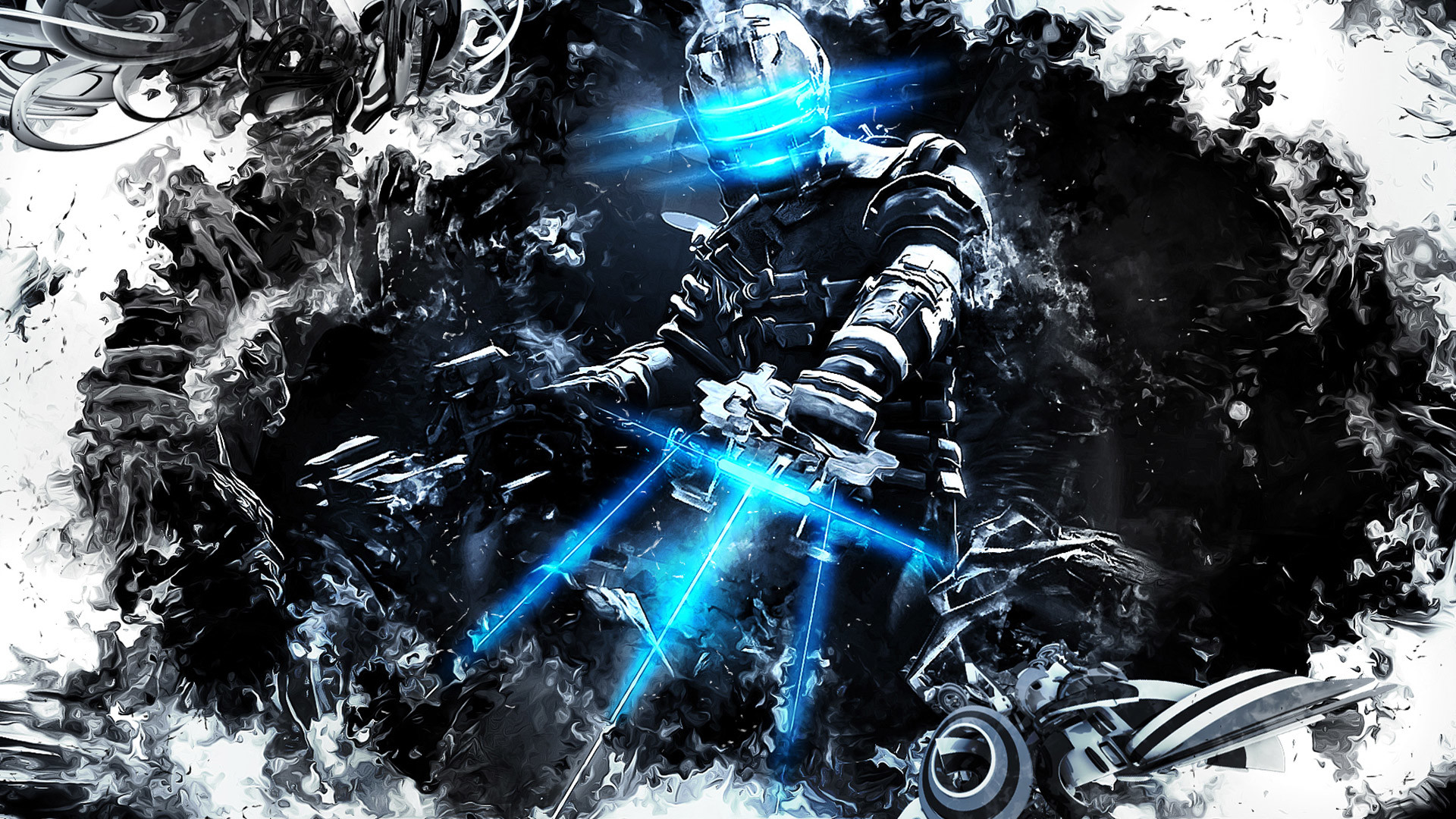 1920x1080 Dead Space 3 Wallpaper in