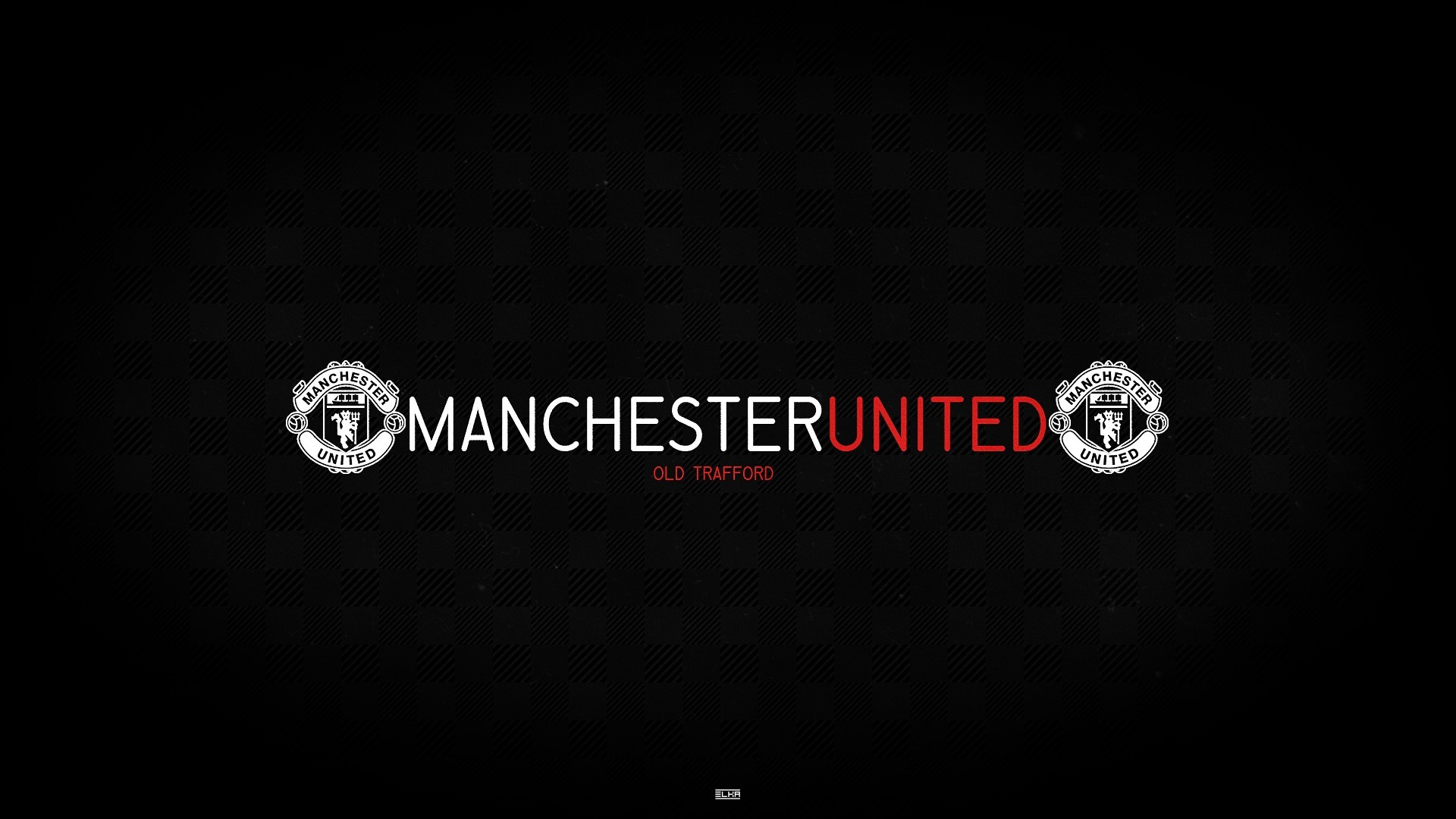 1920x1080 Download Logo Football Wallpaper The Red Devil Full Size