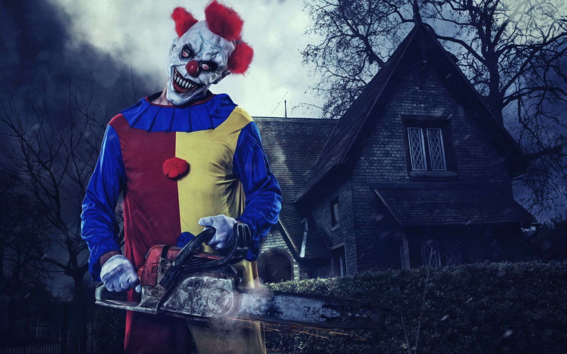 Killer Clown Wallpaper