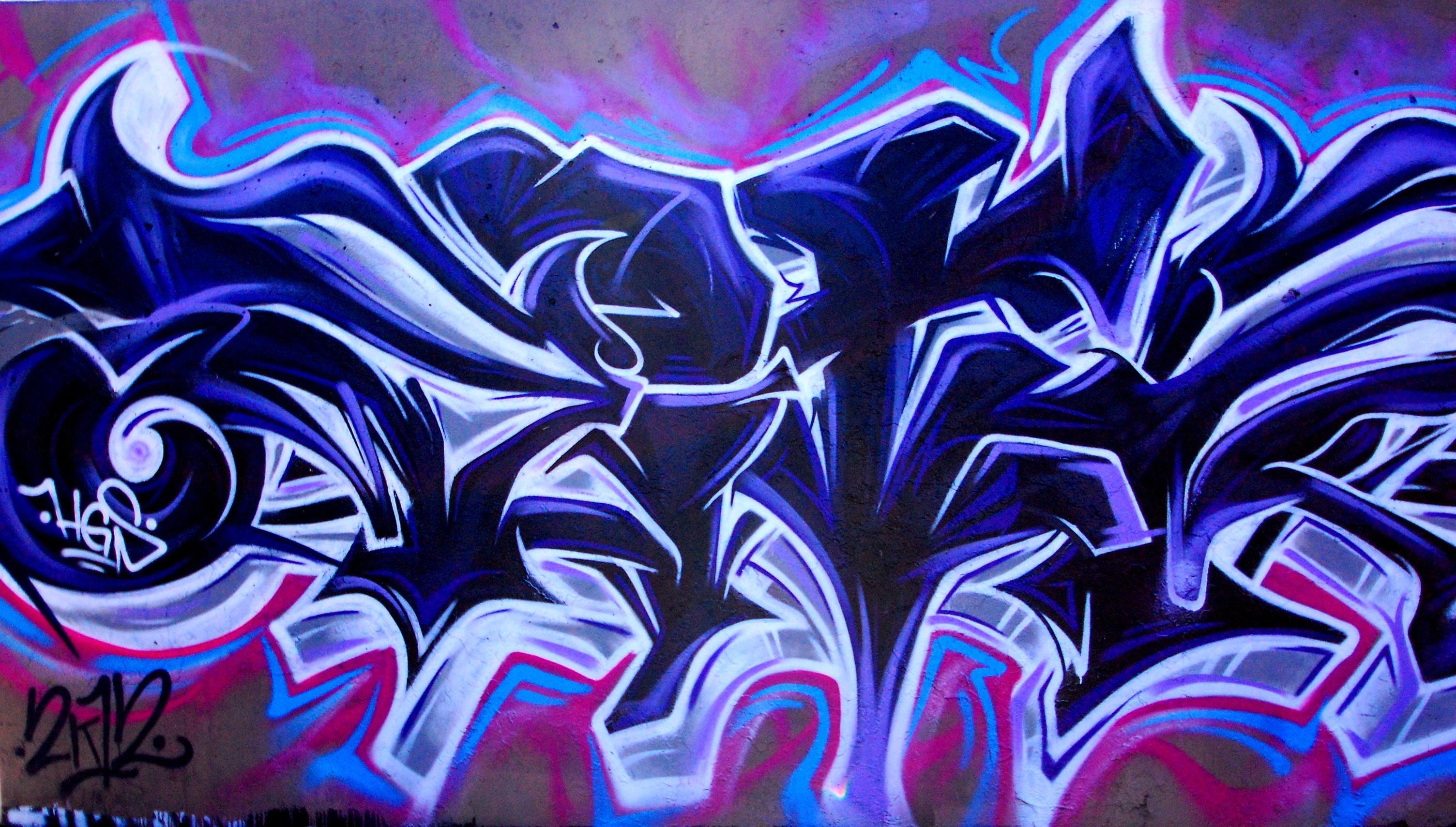 Graffiti Background Maker