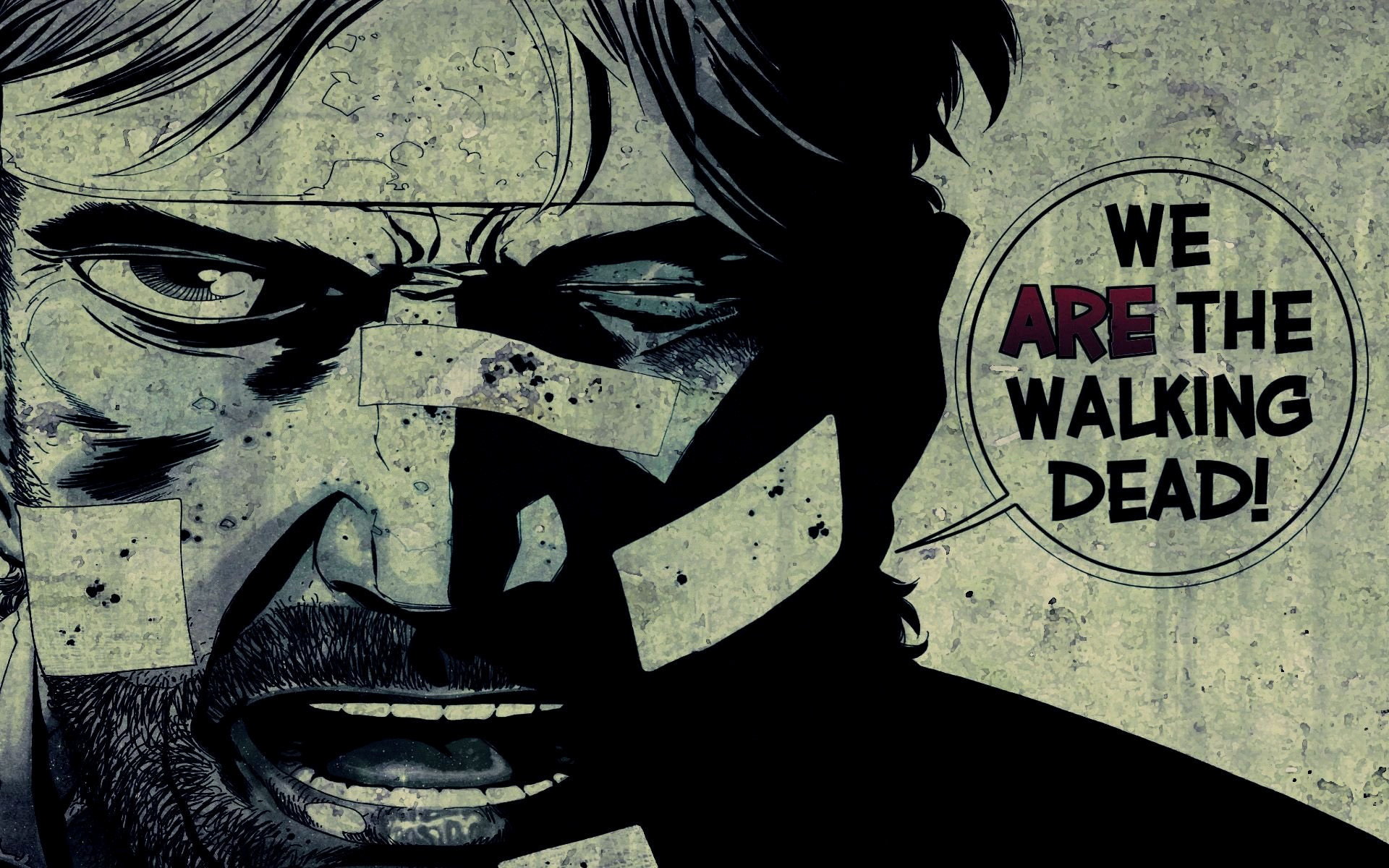 1920x1200  Comic Wallpapers New the Walking Dead Wallpaper iPhone Impremedia