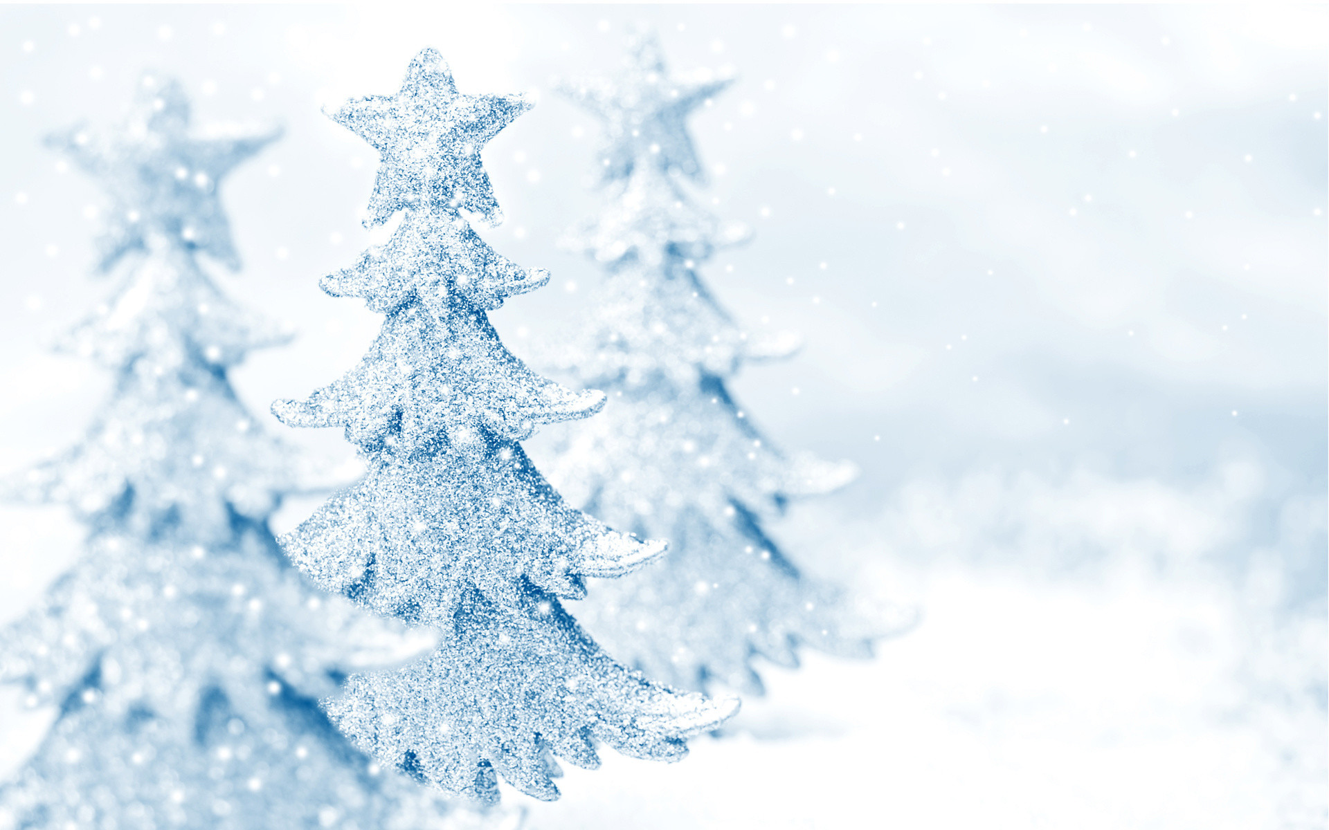 1920x1200 ... Christmas Snow Backgrounds