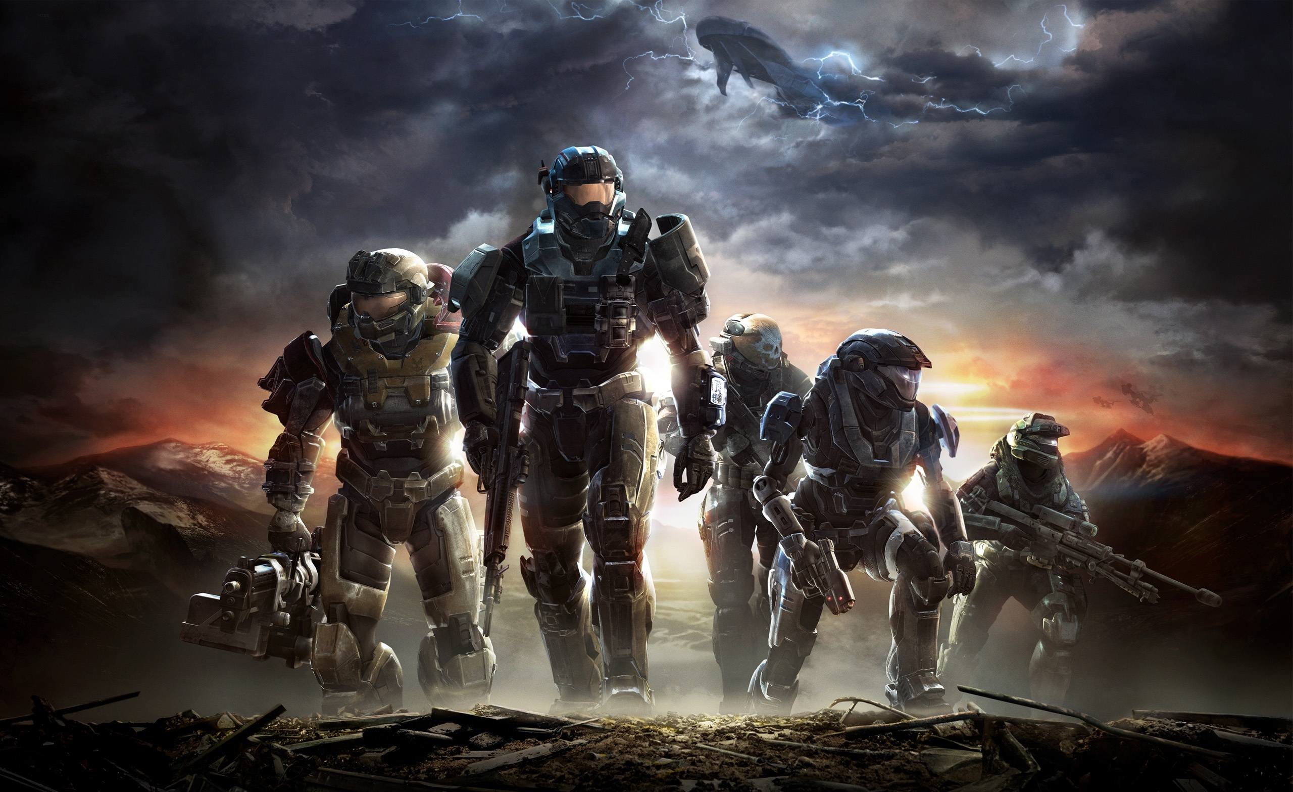 2560x1567 400 Halo Wallpapers | Halo Backgrounds