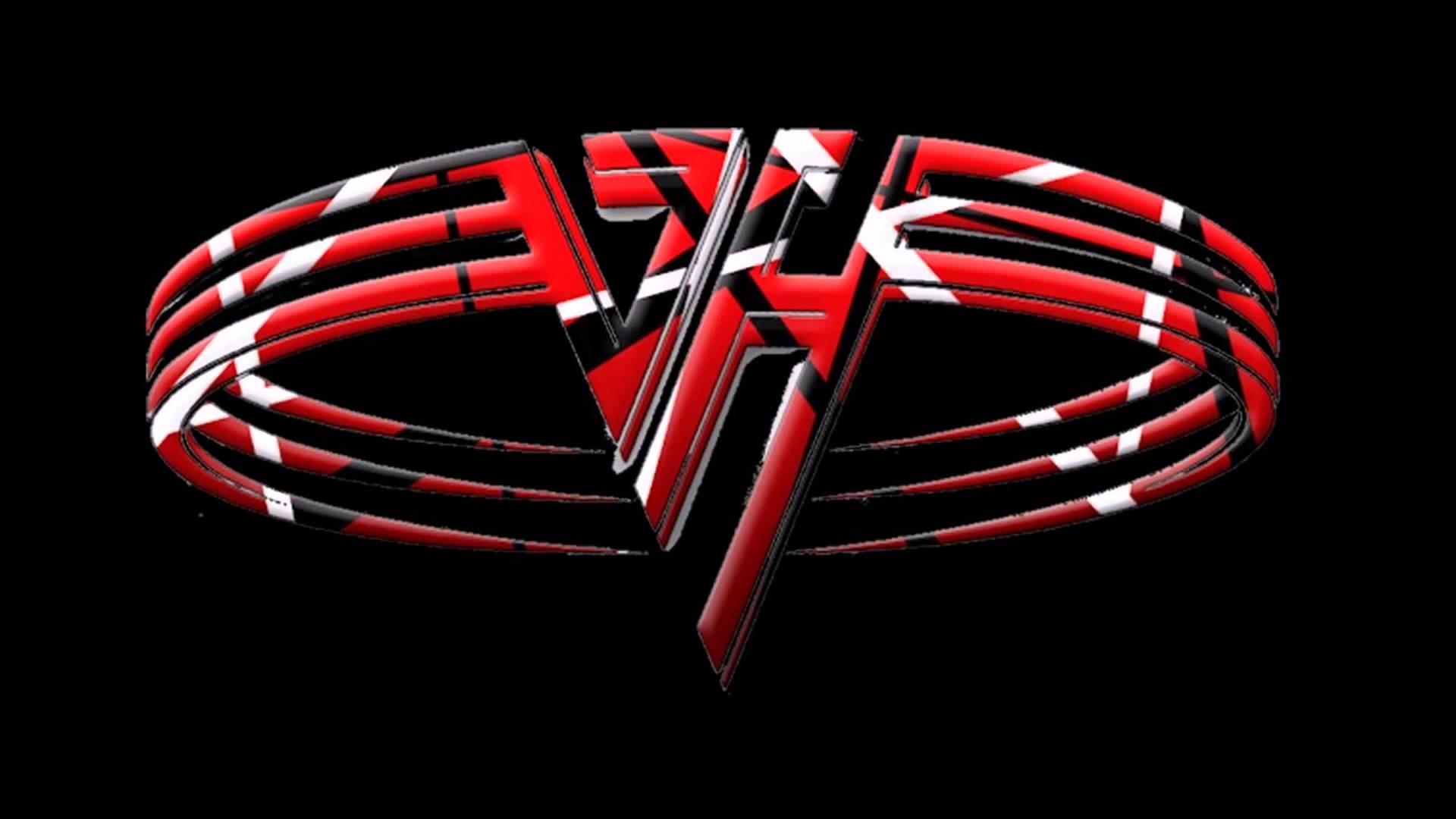 Van Halen Eddie colorful ha