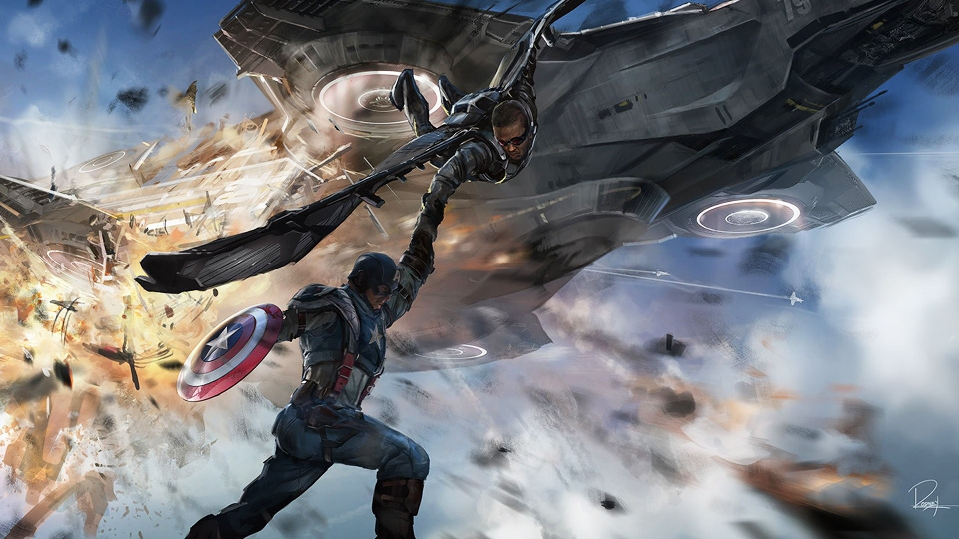1920x1080 CAPTAIN AMERICA WINTER SOLDIER action adventure sci-fi superhero marvel  wallpaper |  | 471123 | WallpaperUP