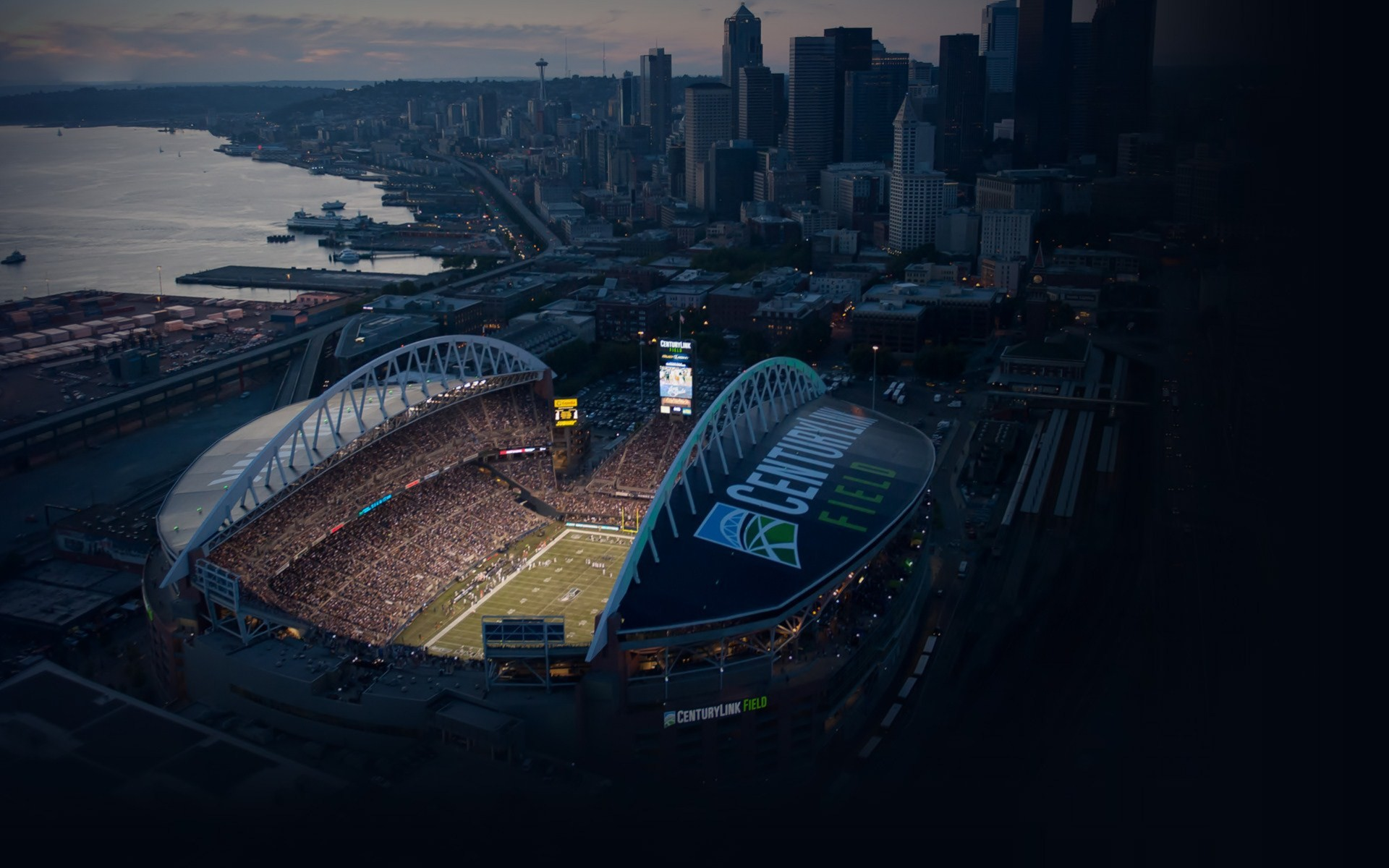 1920x1200 Seattle Seahawks Stadium Wallpapers
