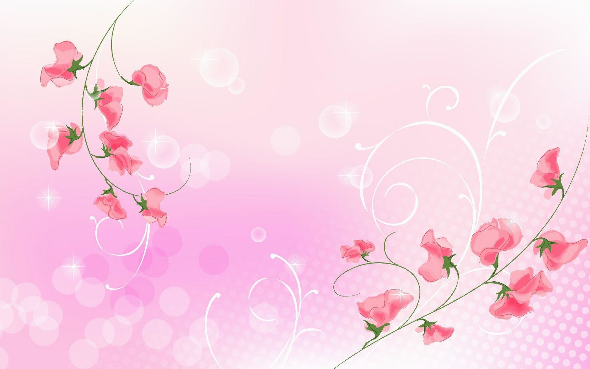 1920x1200 Pink-Simple-Light-Background