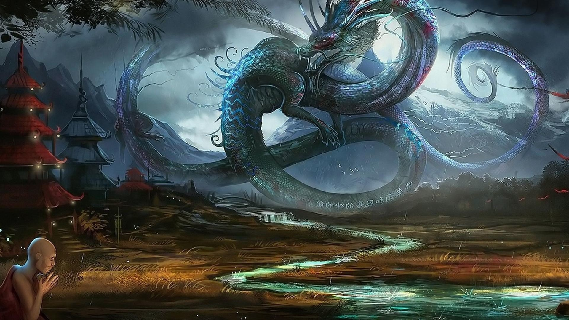 water dragon wallpaper 76 images