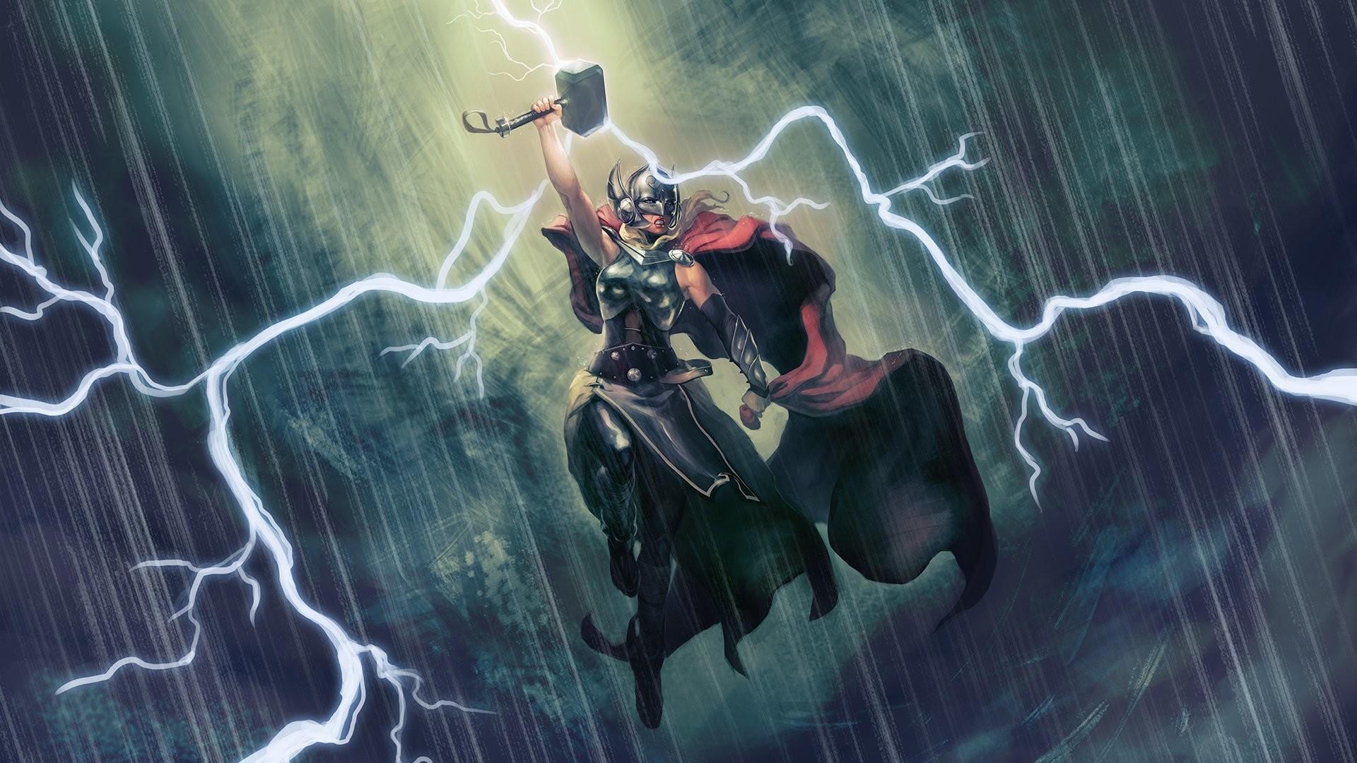 Thor wallpaper hd 77 images - Thor art wallpaper ...