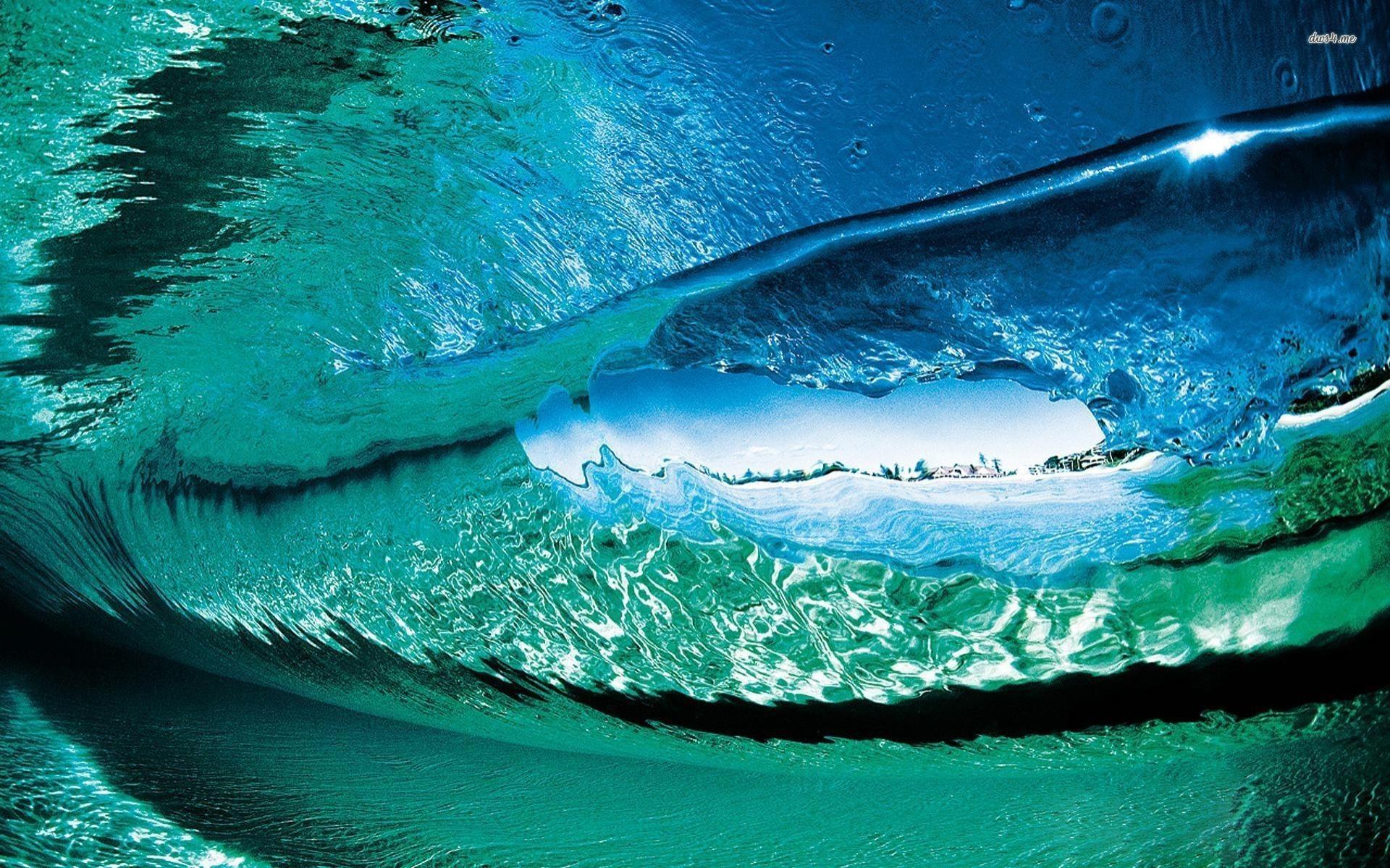 1920x1200 Ocean Waves Photography HD Desktop Wallpaper Wave