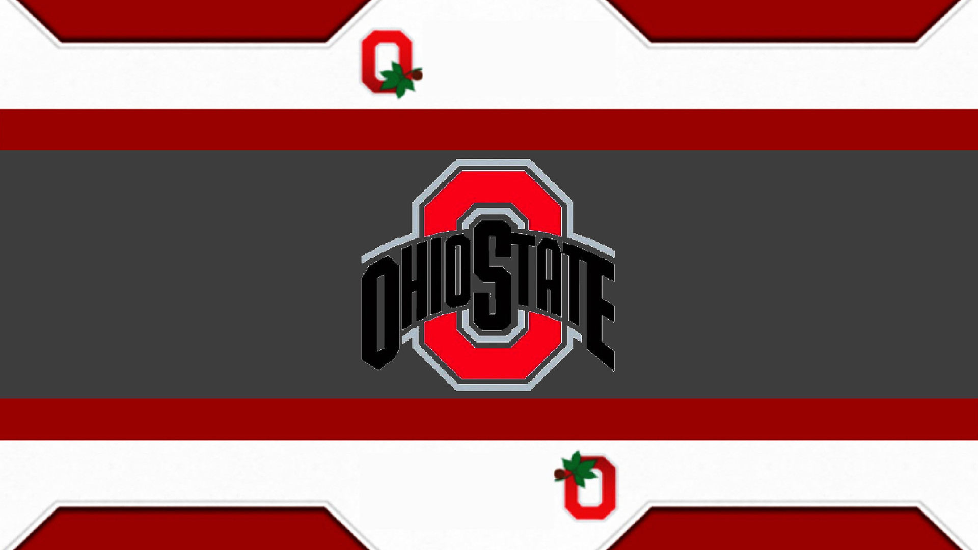 Ohio State Logo Wallpaper: Ohio State Buckeyes Wallpaper HD (86+ Images