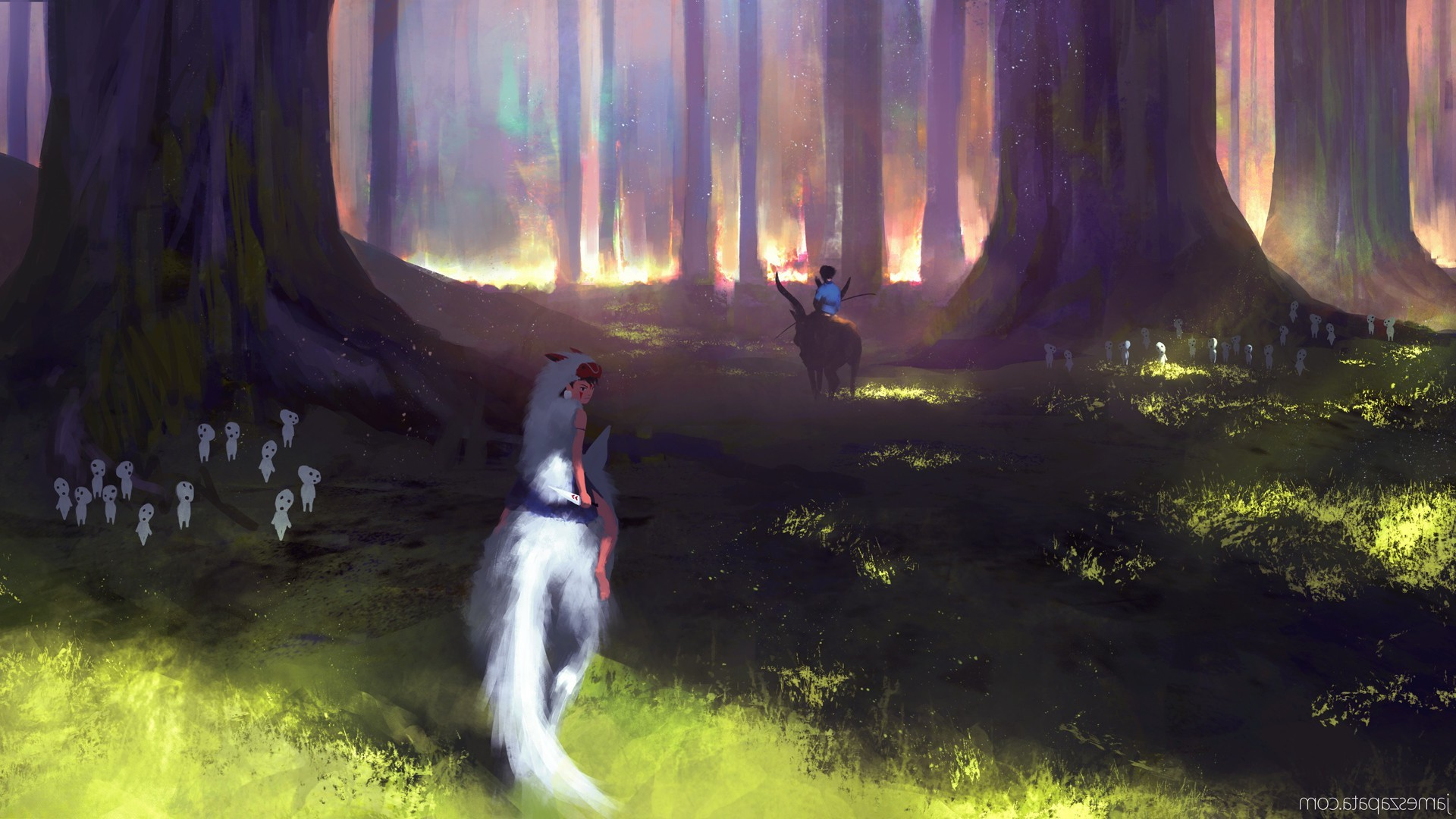 Studio Ghibli Wallpapers (71+ Images