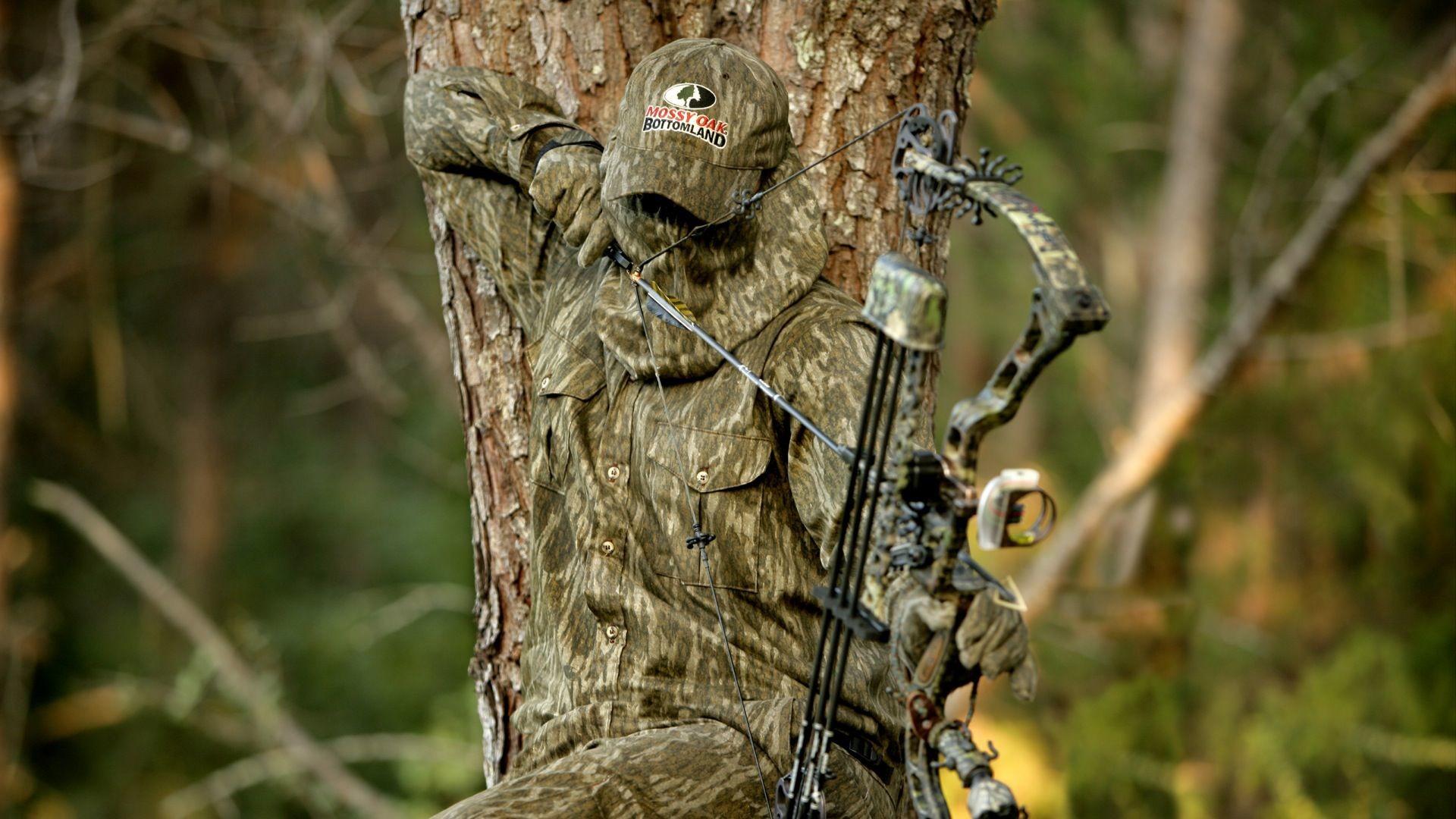 Как сделать камуфляж для охоты