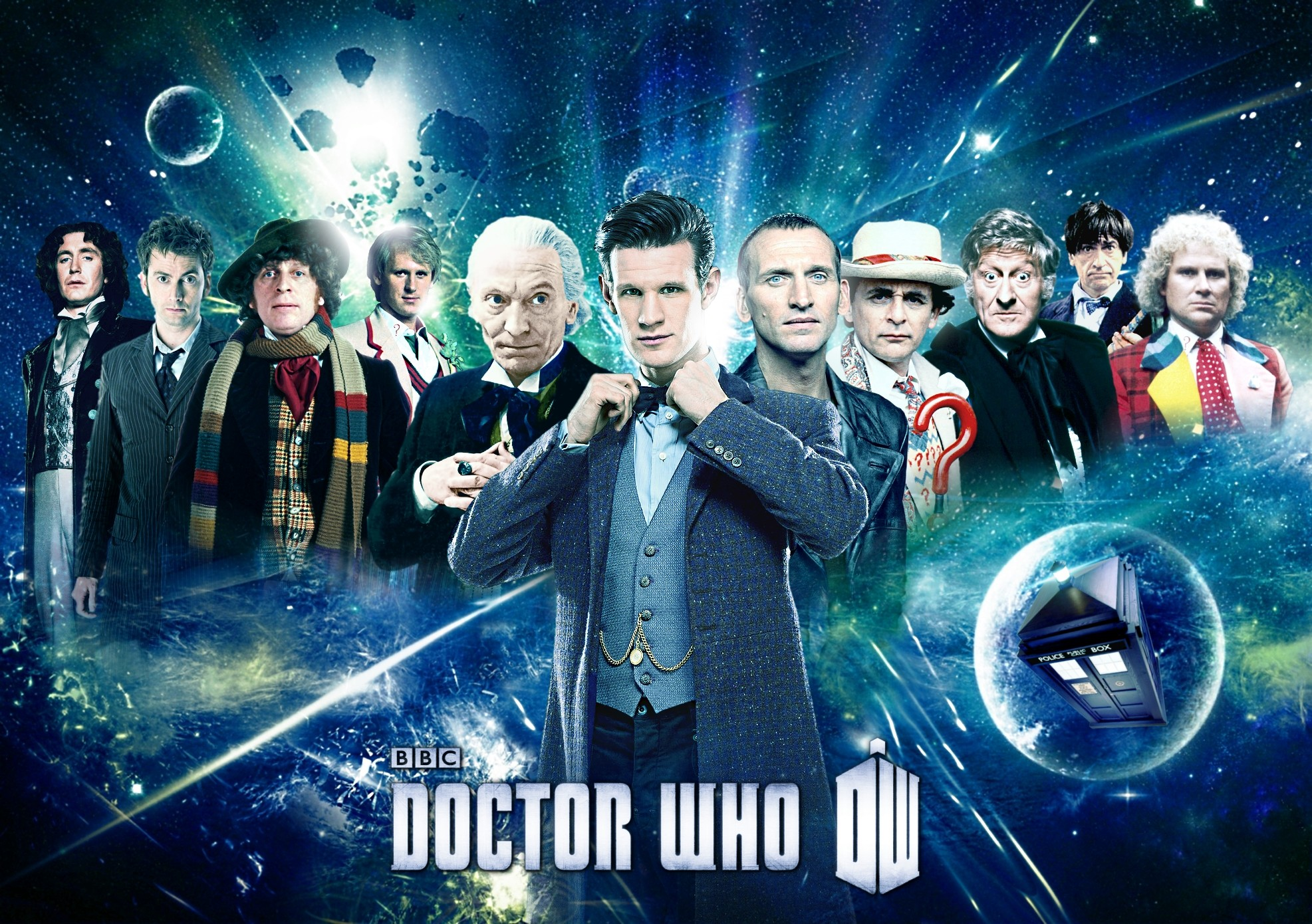 1973x1390 Doctor Who Wallpaper All The Doctors 5
