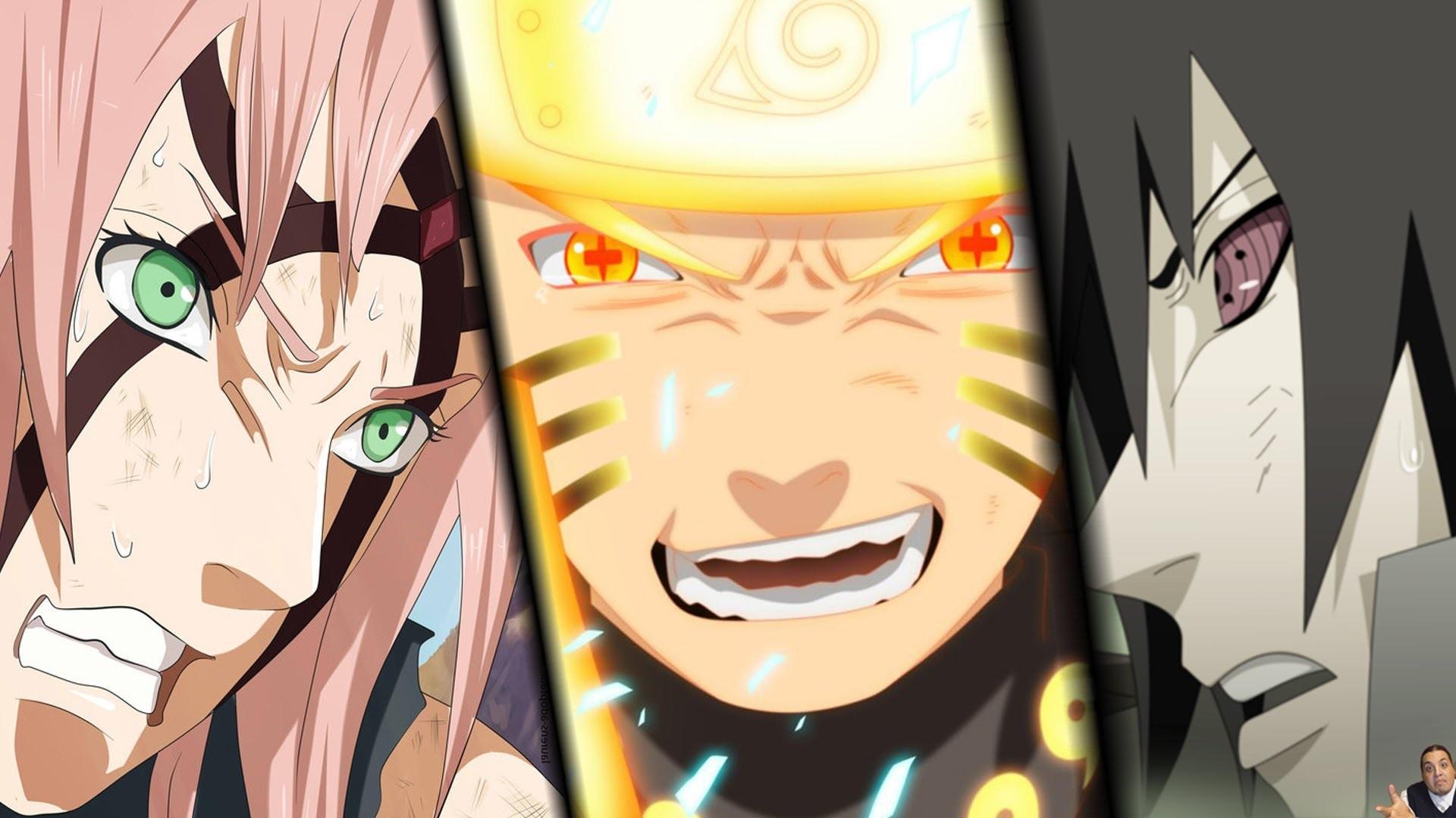 Naruto Sasuke Sakura Wallpaper (56+ images) Naruto And Sakura And Sasuke