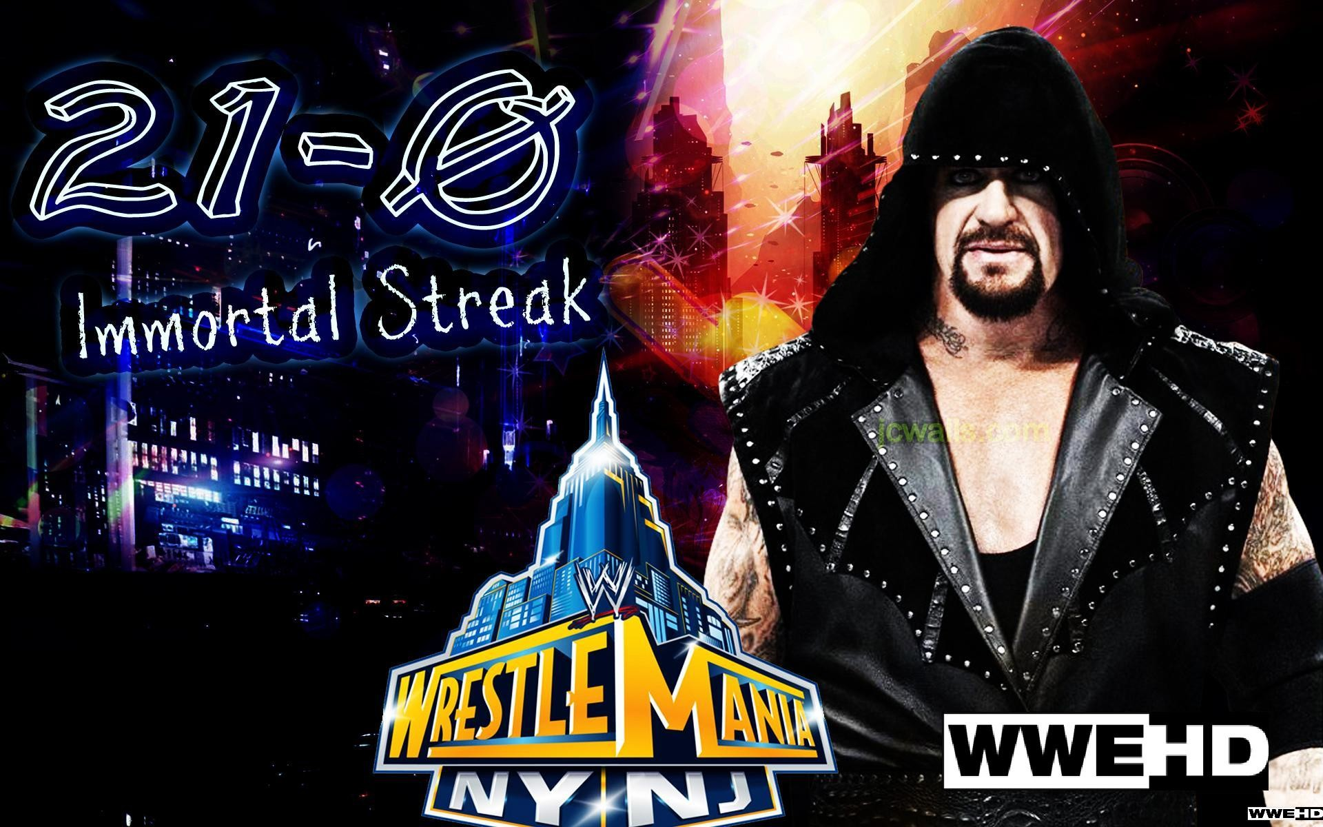 1920x1200 The Undertaker Wallpaper