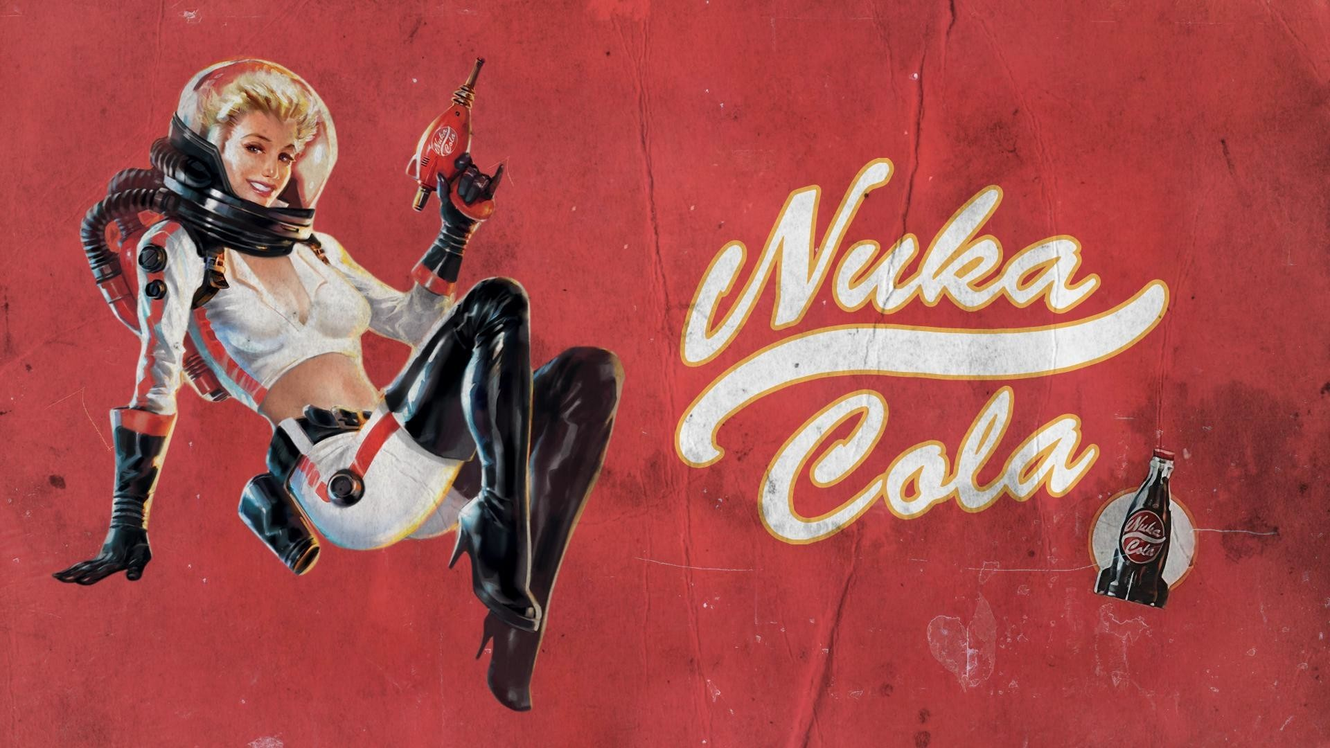 1920x1080 7 Nuka Cola HD Wallpapers Backgrounds Wallpaper Abyss Source · Fixed up  the Nuka Girl