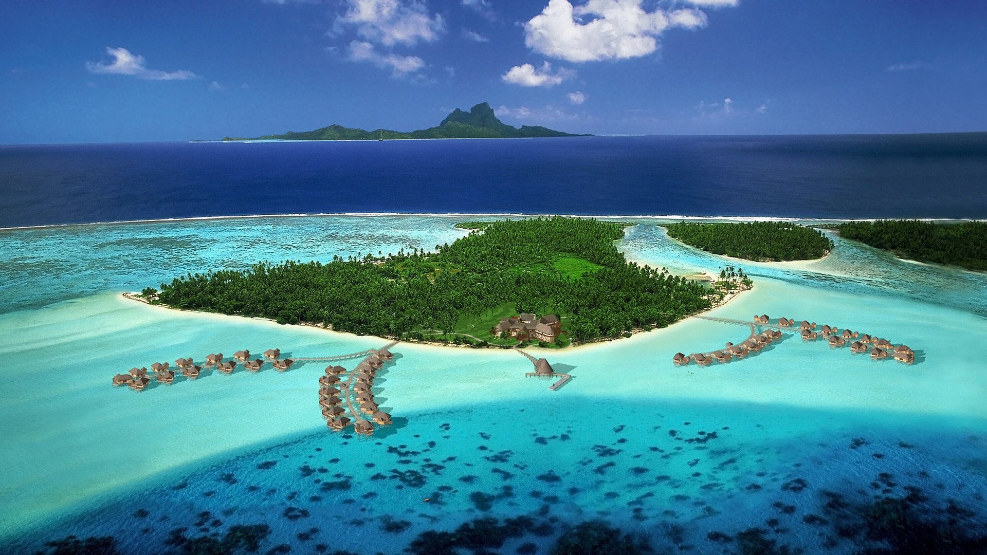 1920x1080 perfect french polynesia resort computer wallpapers desktop backgrounds  with hd island wallpaper
