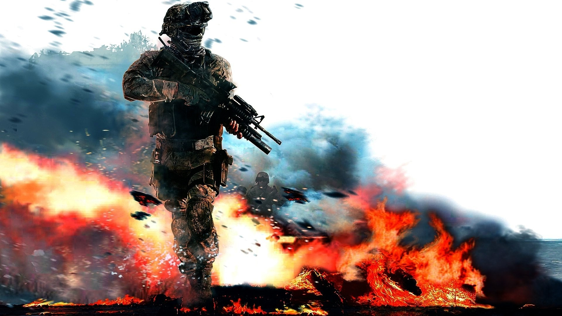 War wallpapers hd 73 images - Call of duty world war 2 background ...