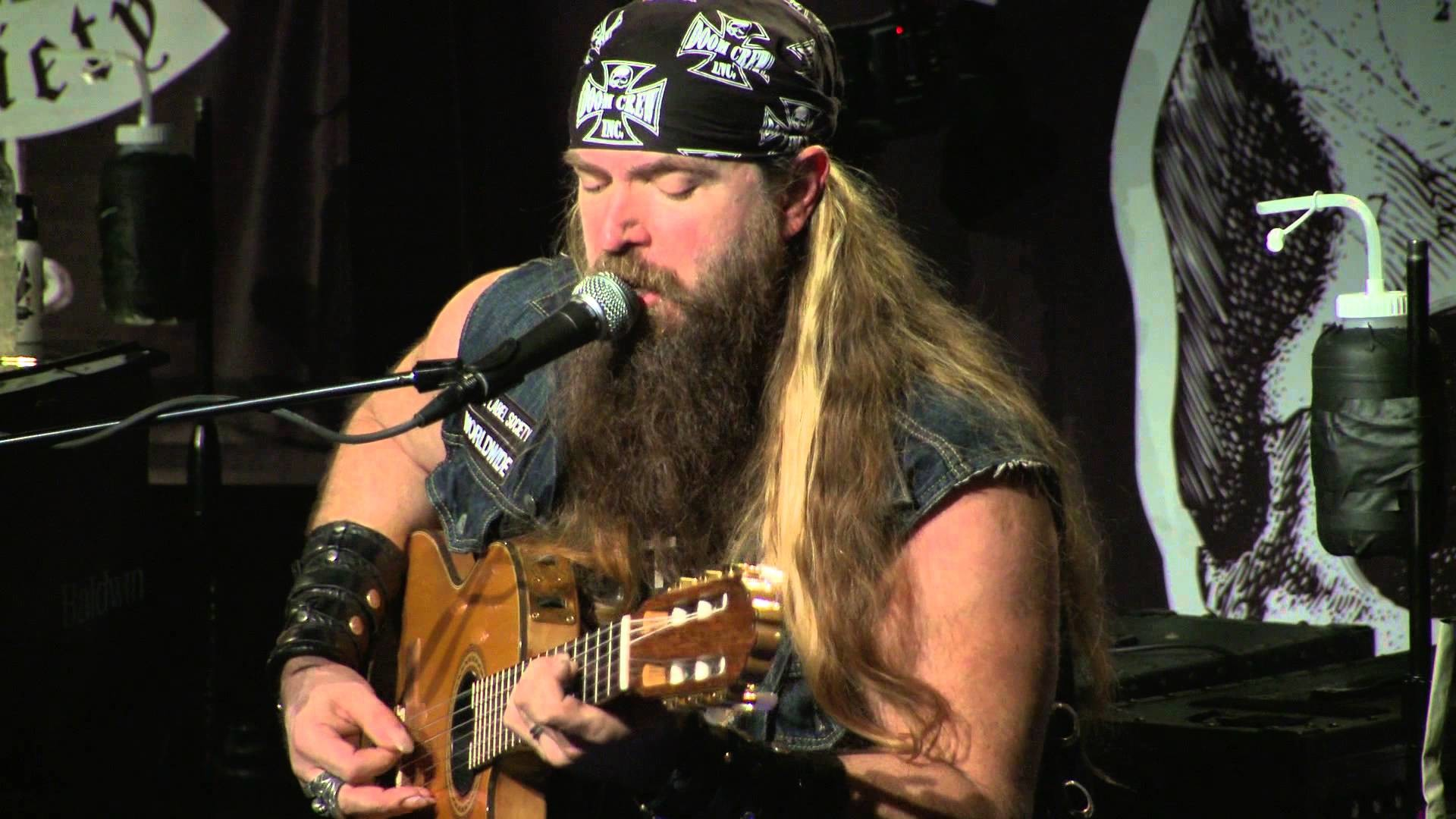 "1920x1080 Zakk Wylde - Front And Center - ""I Thank You Child"" live video - YouTube"