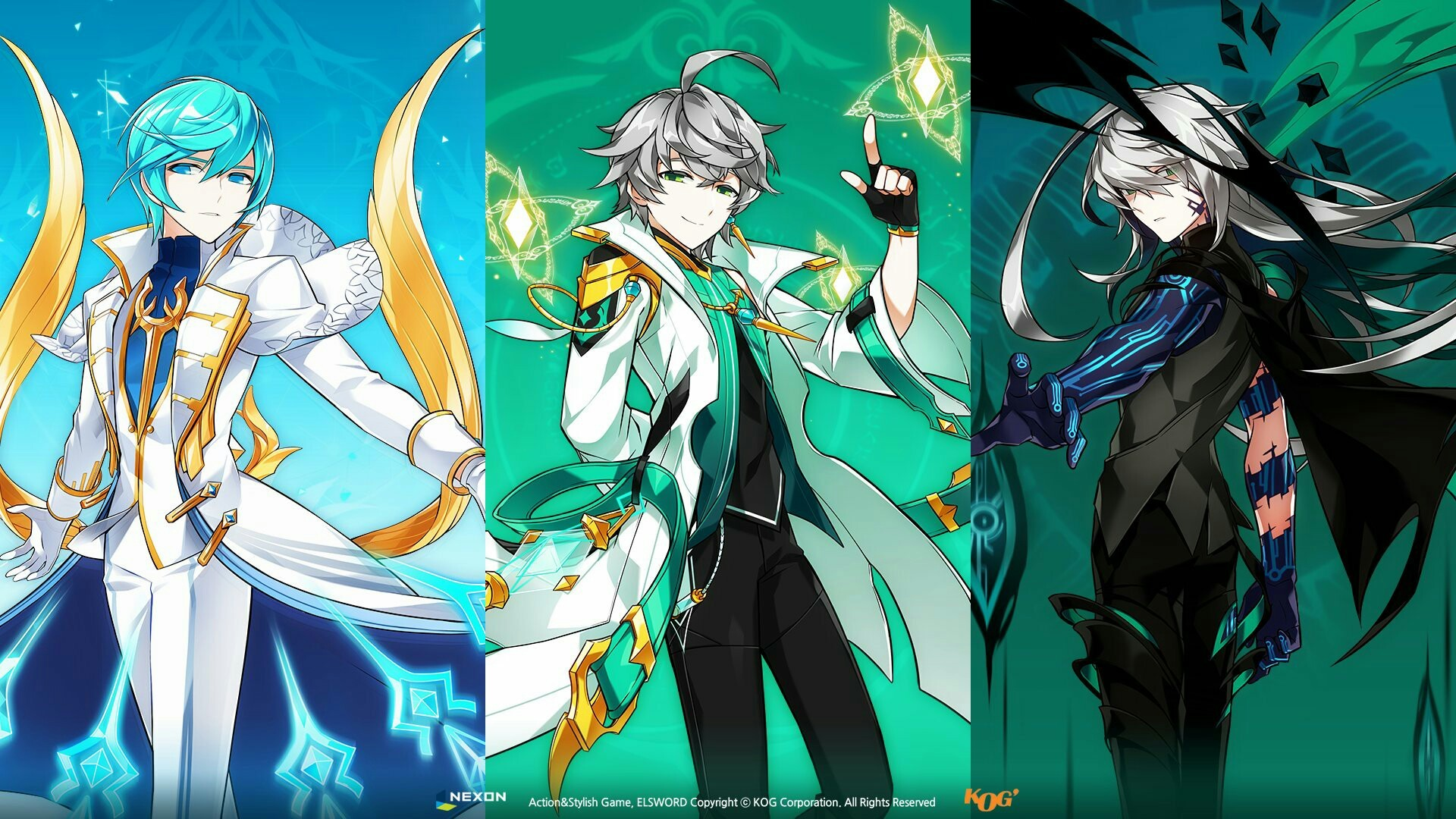 1920x1080 Elsword - Ain trancendence wallpaper