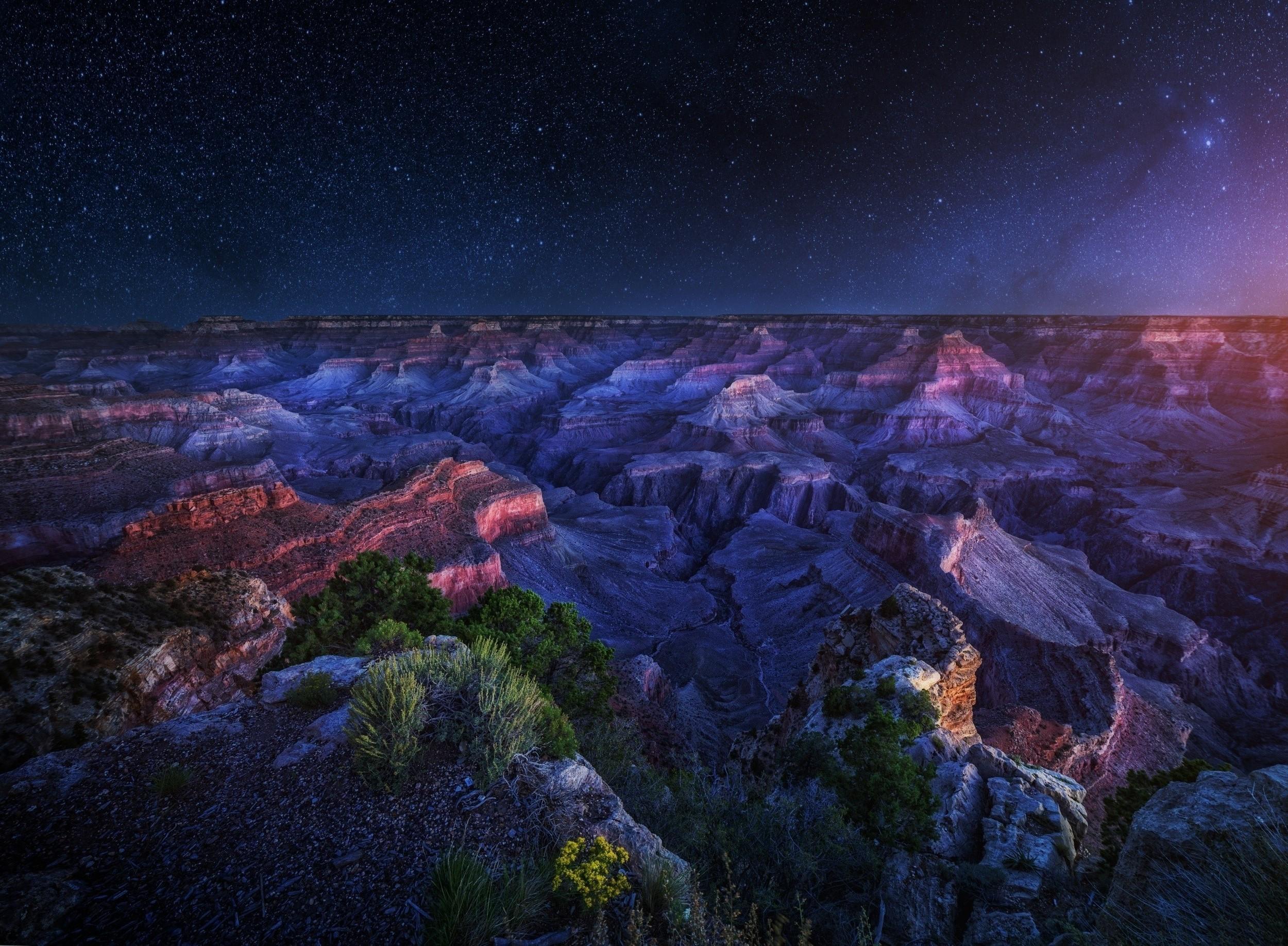 Starry Night Desktop Background (67+ Images
