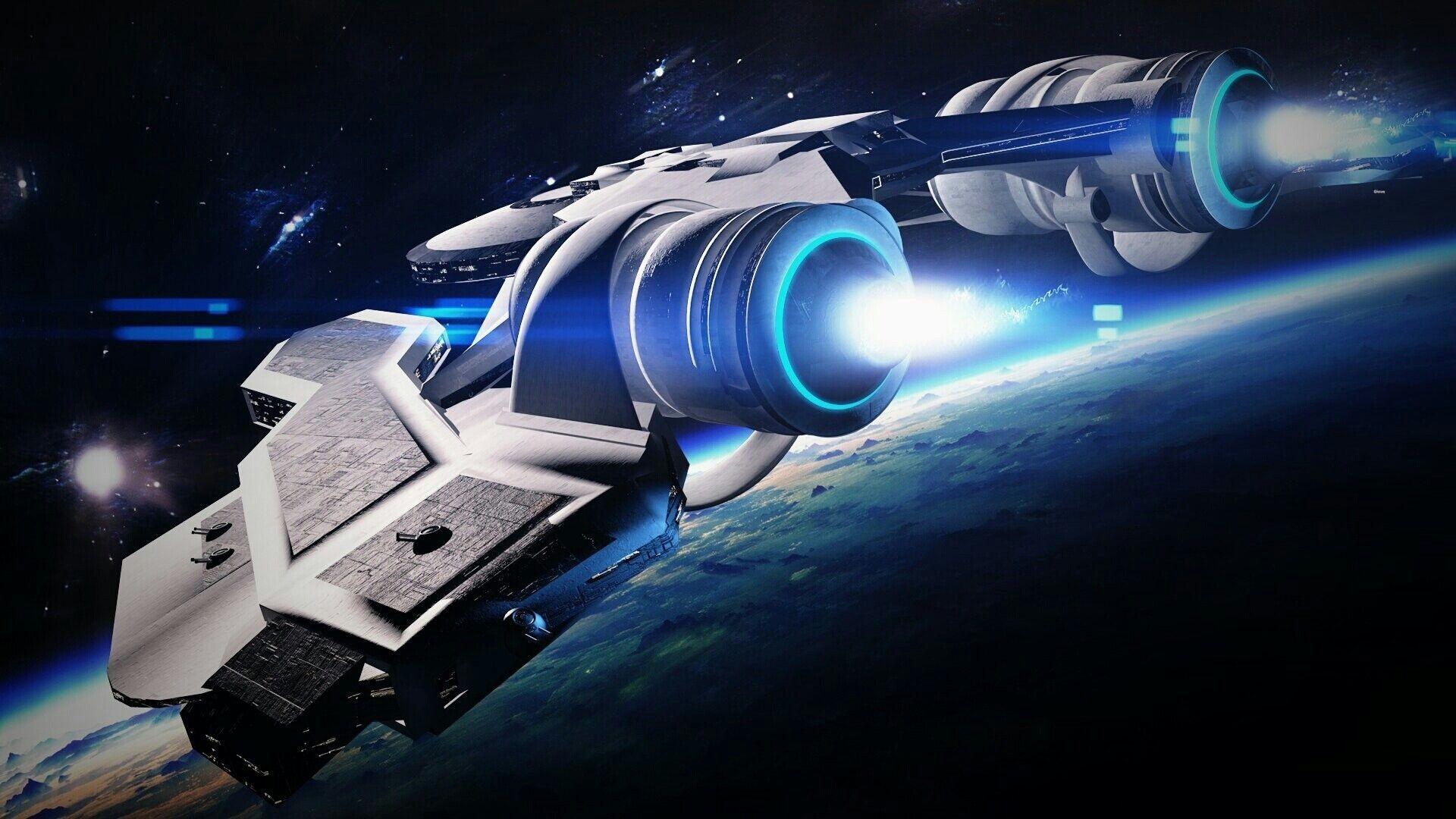Spaceships Wallpaper 71+ images