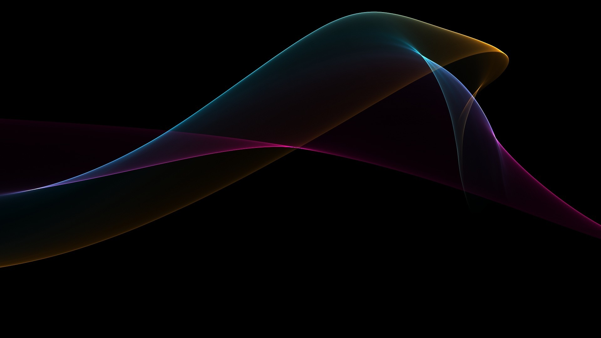 1920x1080 Black Abstract Background
