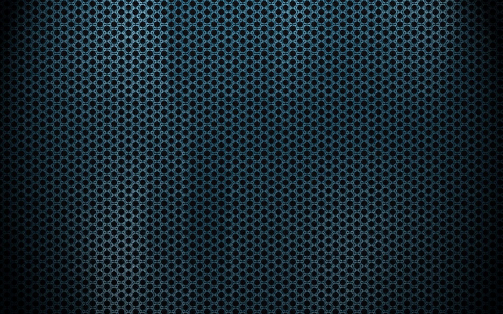1920x1200 Perforated Blue Metal