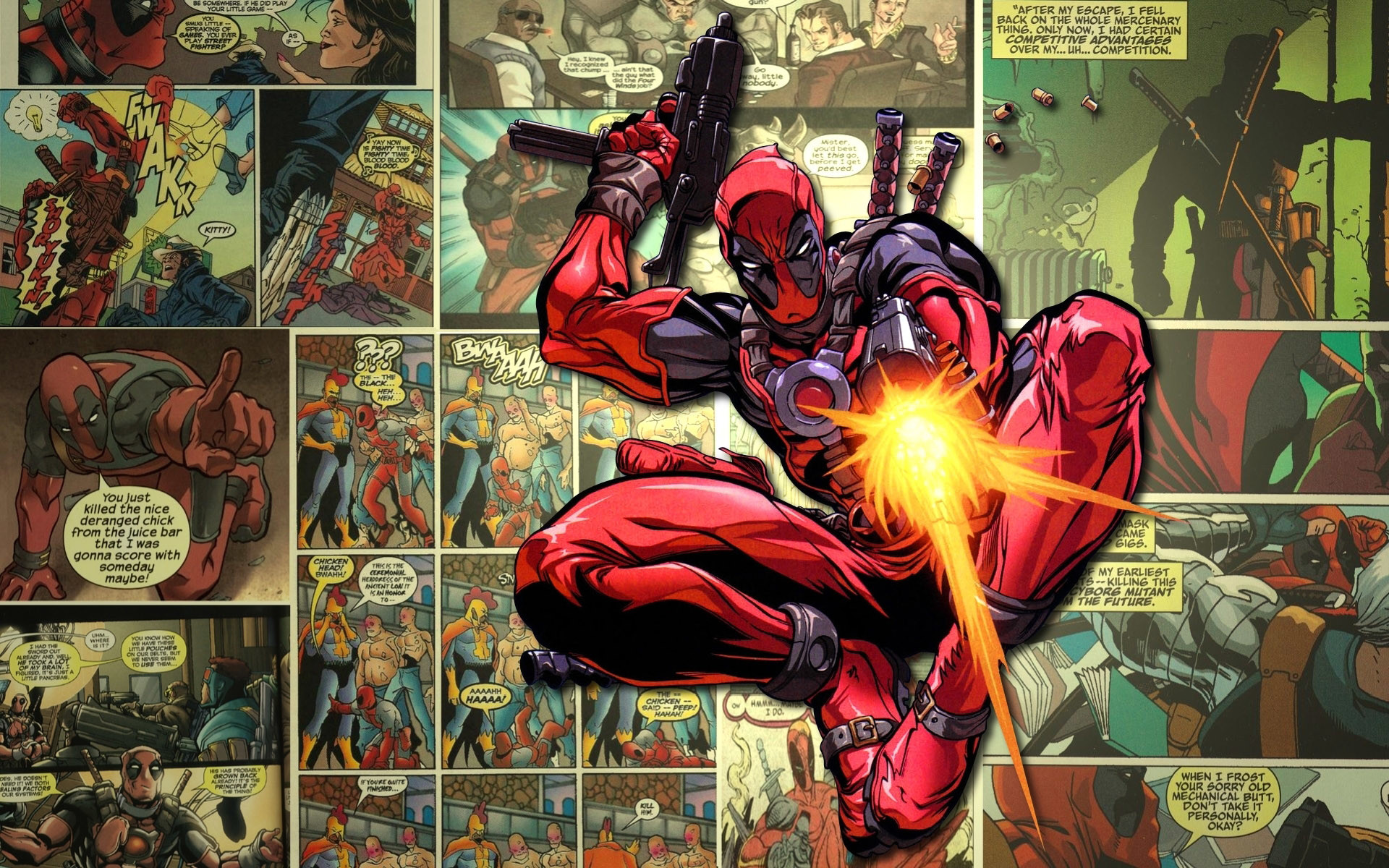 1920x1200 Cool Apple Mac Desktop Wallpapers HD With Comic Book Superhero Mac .