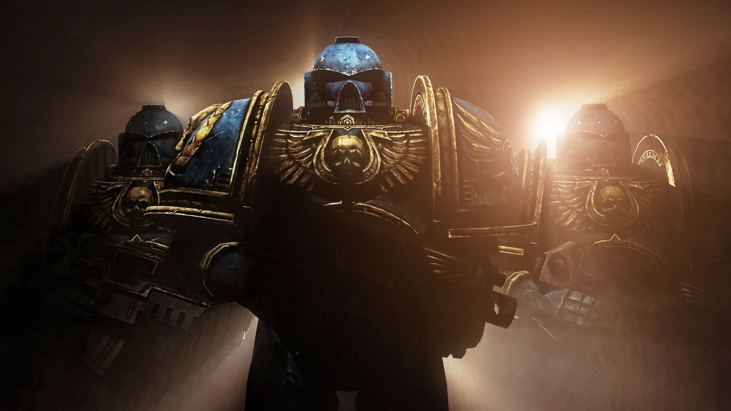 2560x1440 Space Marine HD Wallpaper | Space Marine Images | Cool Wallpapers