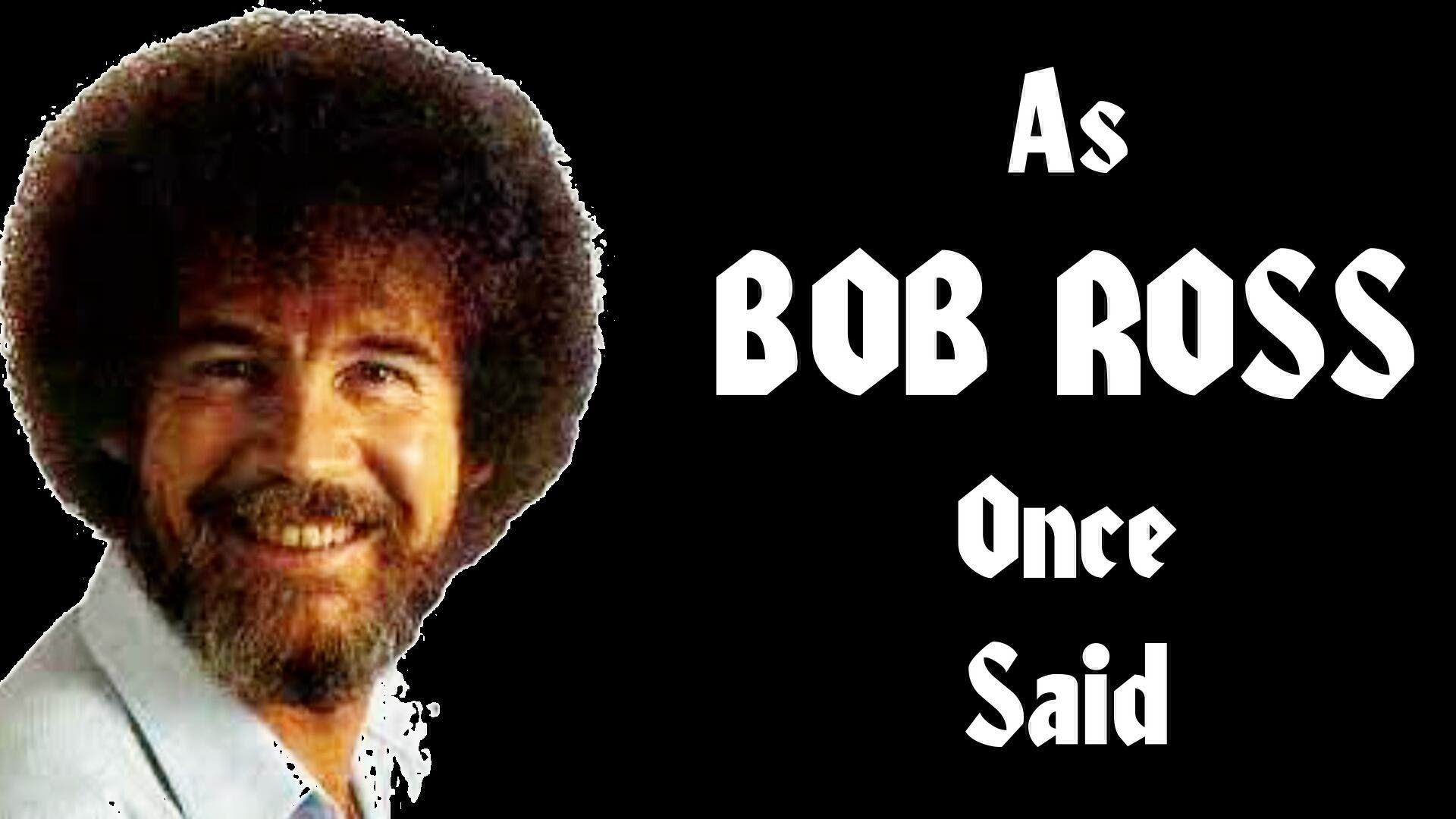 Bob Ross Wallpaper (63+ images)