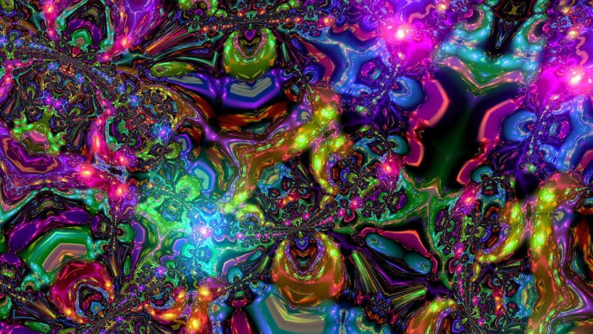 1920x1080 Wallpapers For > Psychedelic Art Wallpapers Hd
