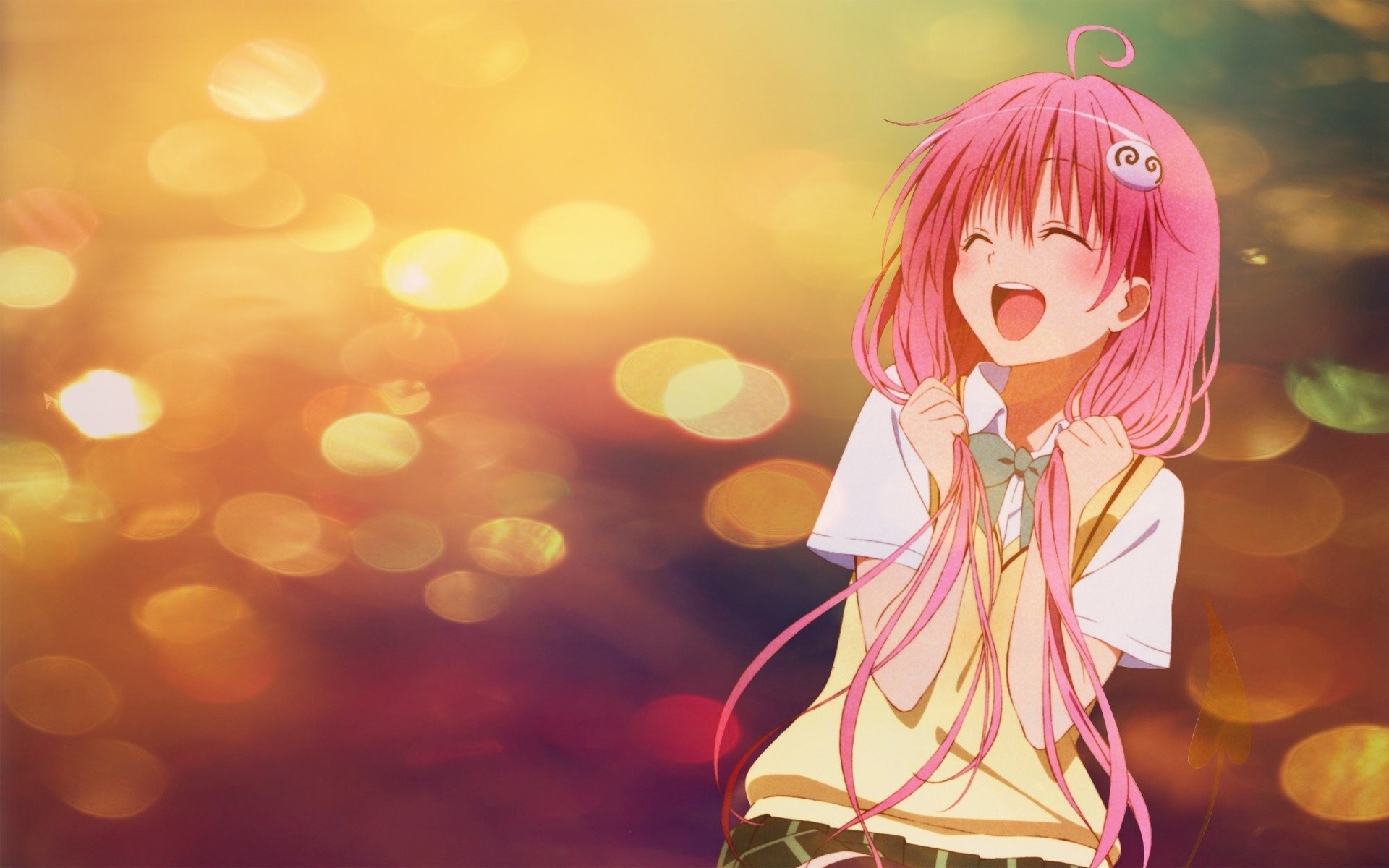 1920x1200 Anime - To Love-Ru Lala Satalin Deviluke Wallpaper