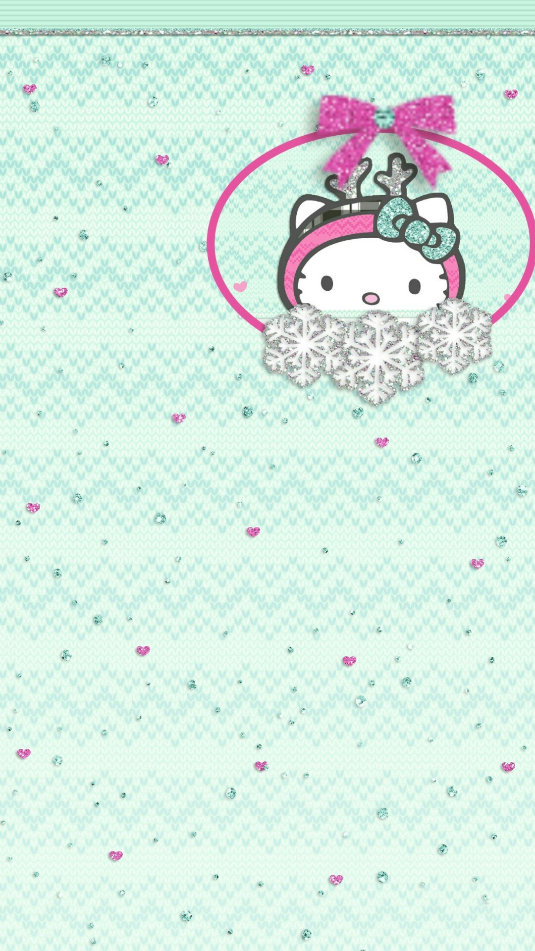 Hello Kitty Christmas Wallpaper (62+ images)