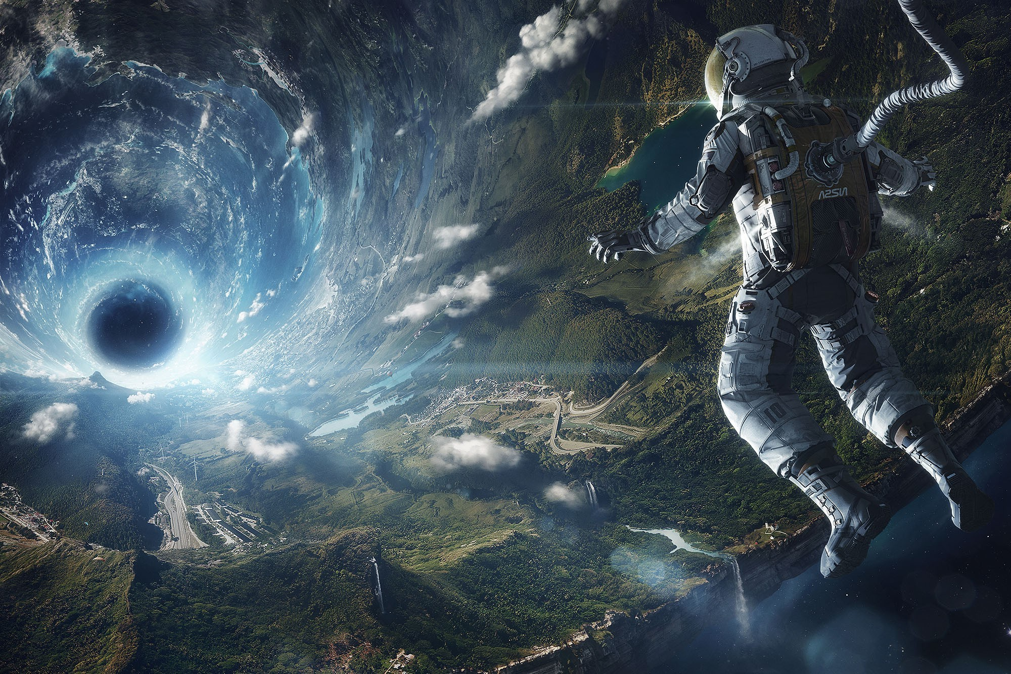 Fantasy space wallpapers 71 images - Black space wallpaper ...