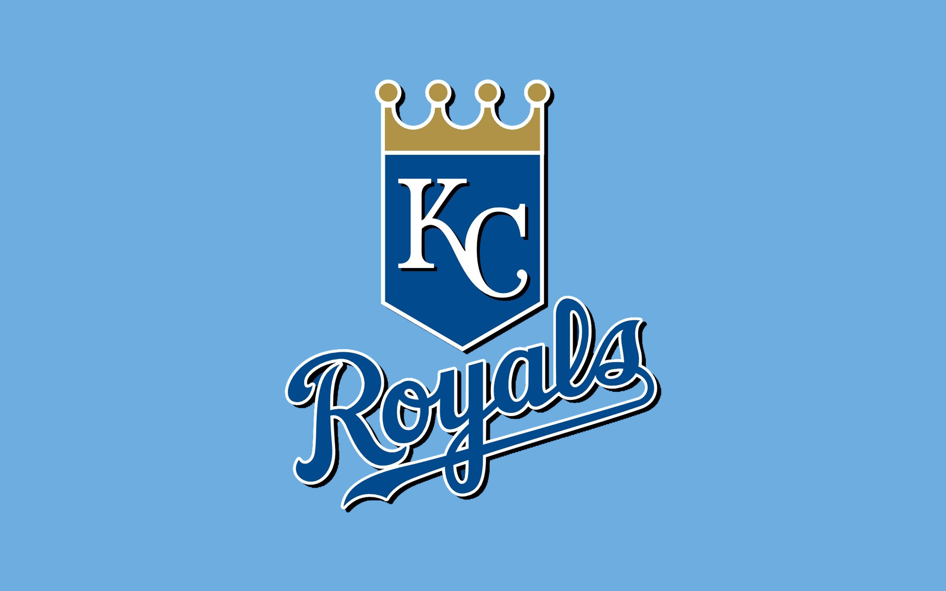 1920x1200 Kansas City Royals Logo