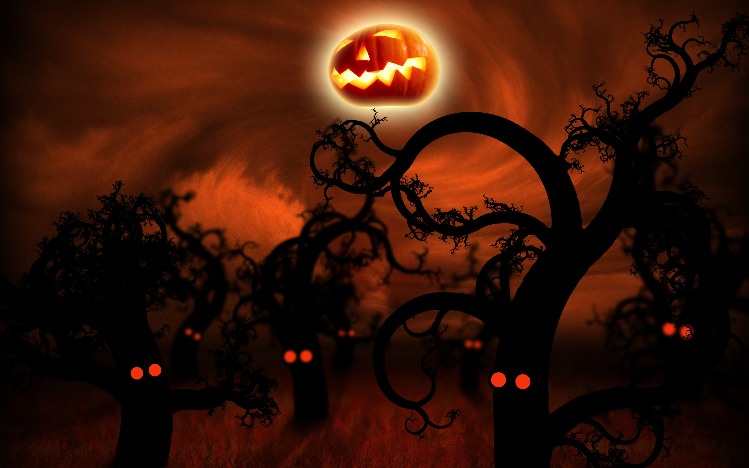 2560x1600 Halloween Wallpapers | Halloween 2013 HD Wallpapers & Desktop .