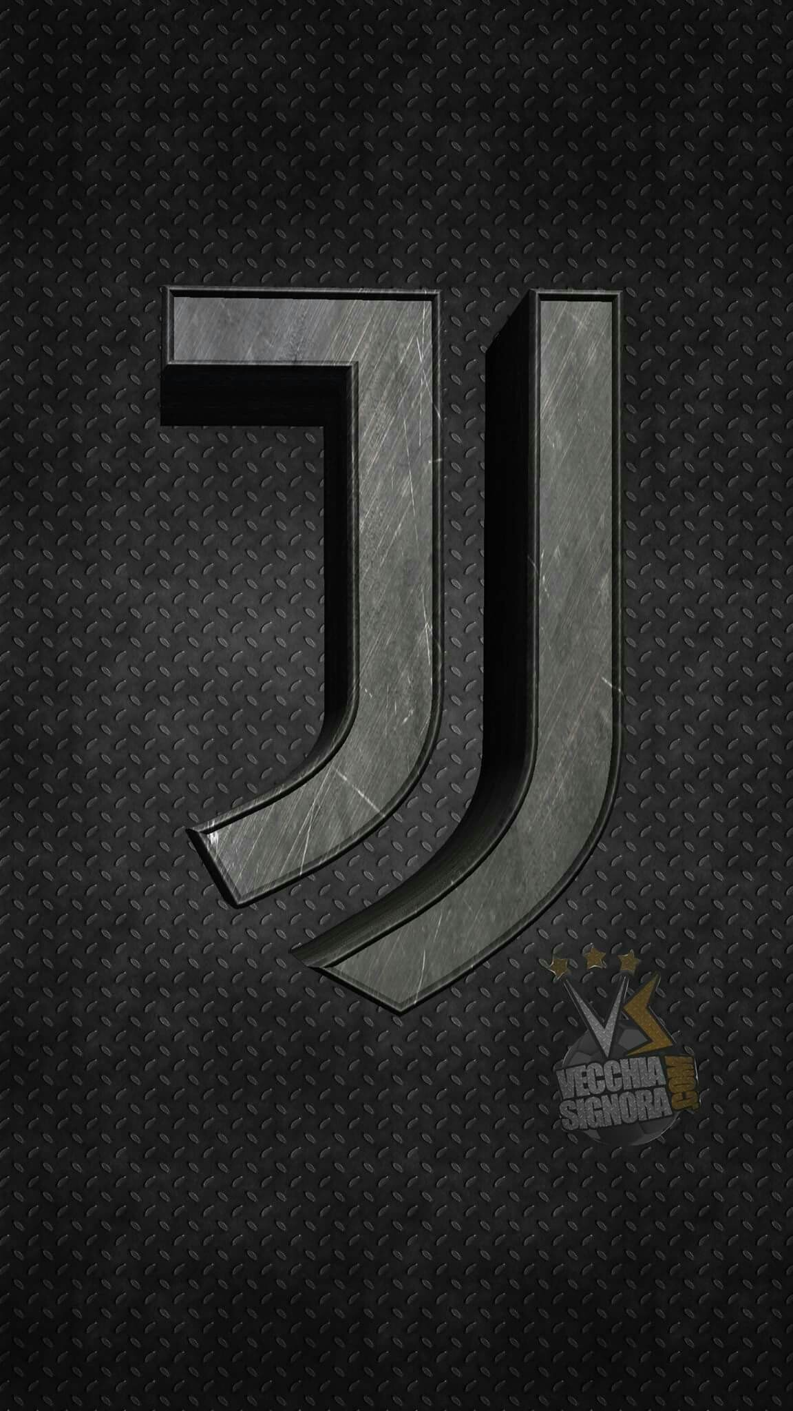 1152x2048 Mobile Phone Wallpaper Inspired By Juventus FC Rd Kit A