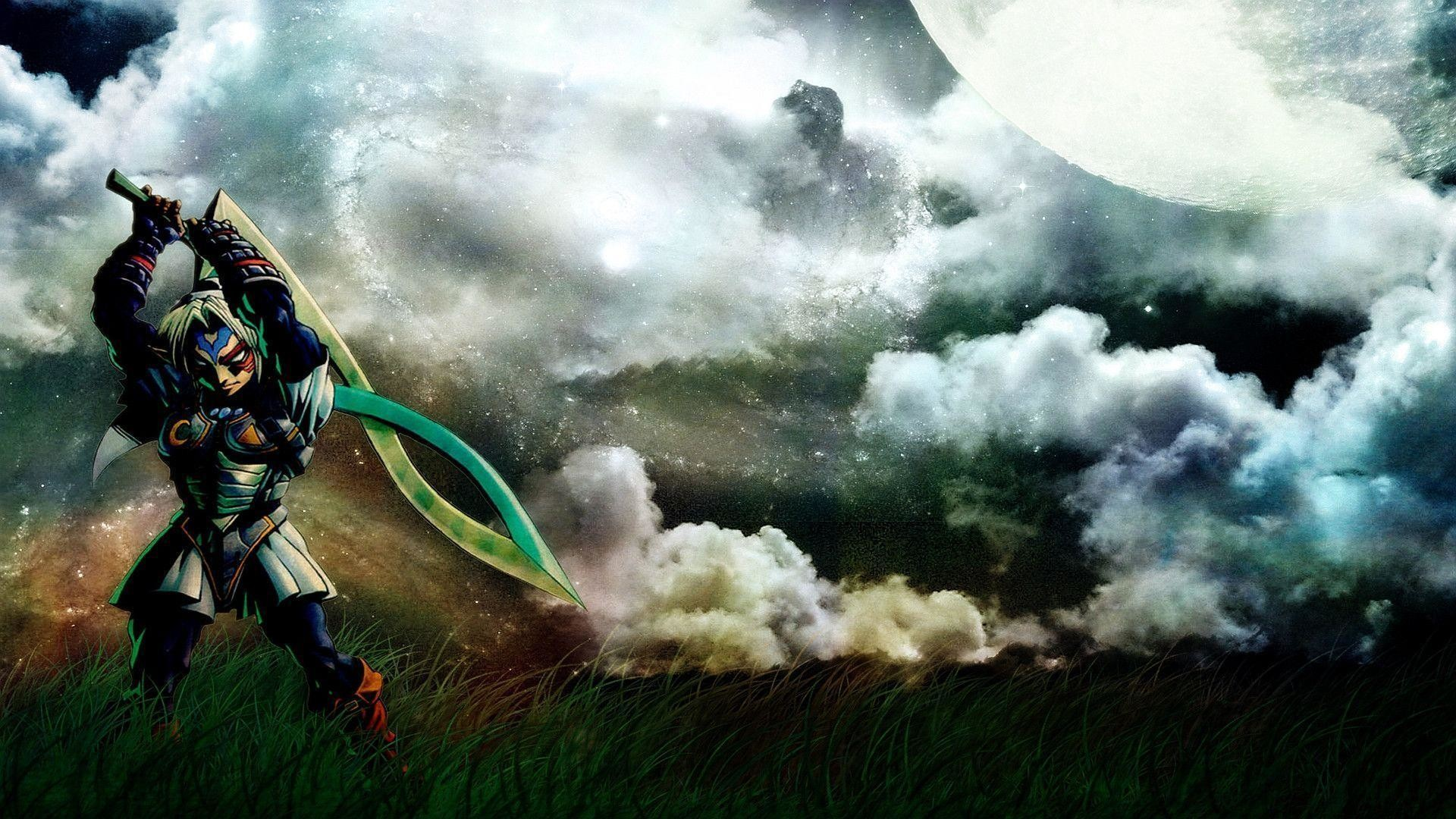 1920x1080 14 Legend Of Zelda Wallpapers | Legend Of Zelda Backgrounds